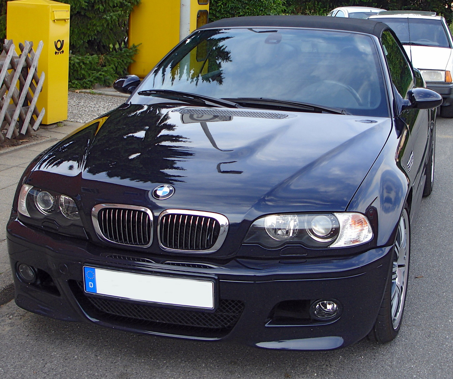 Bmw Year 2000: Pictures, Information And Specs