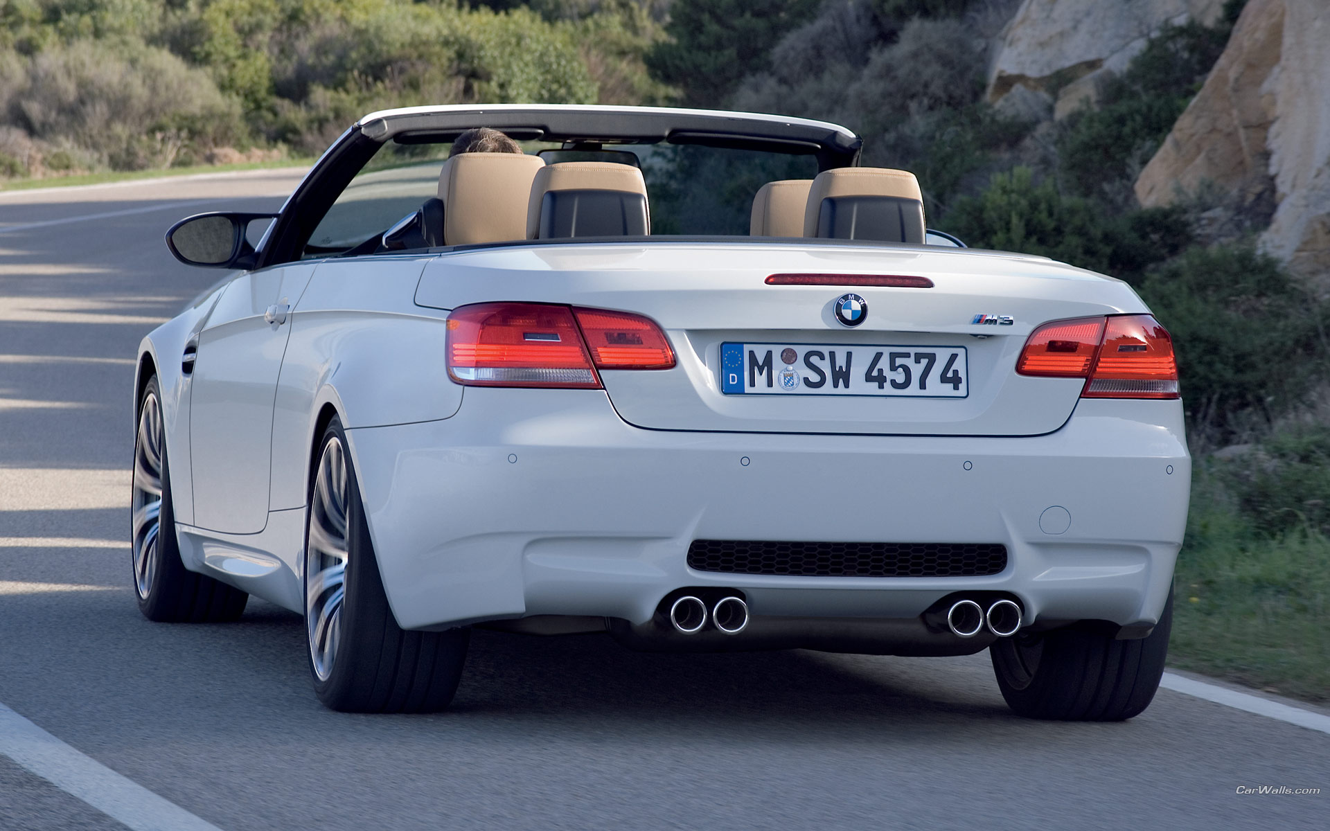 2010 Bmw M3 Cabrio E93 Pictures Information And Specs Auto