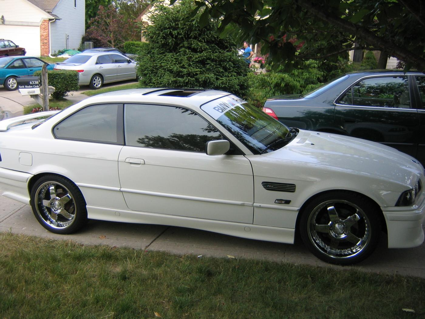1996 Bmw M3 coupe (e36) – pictures, information and specs - Auto ...