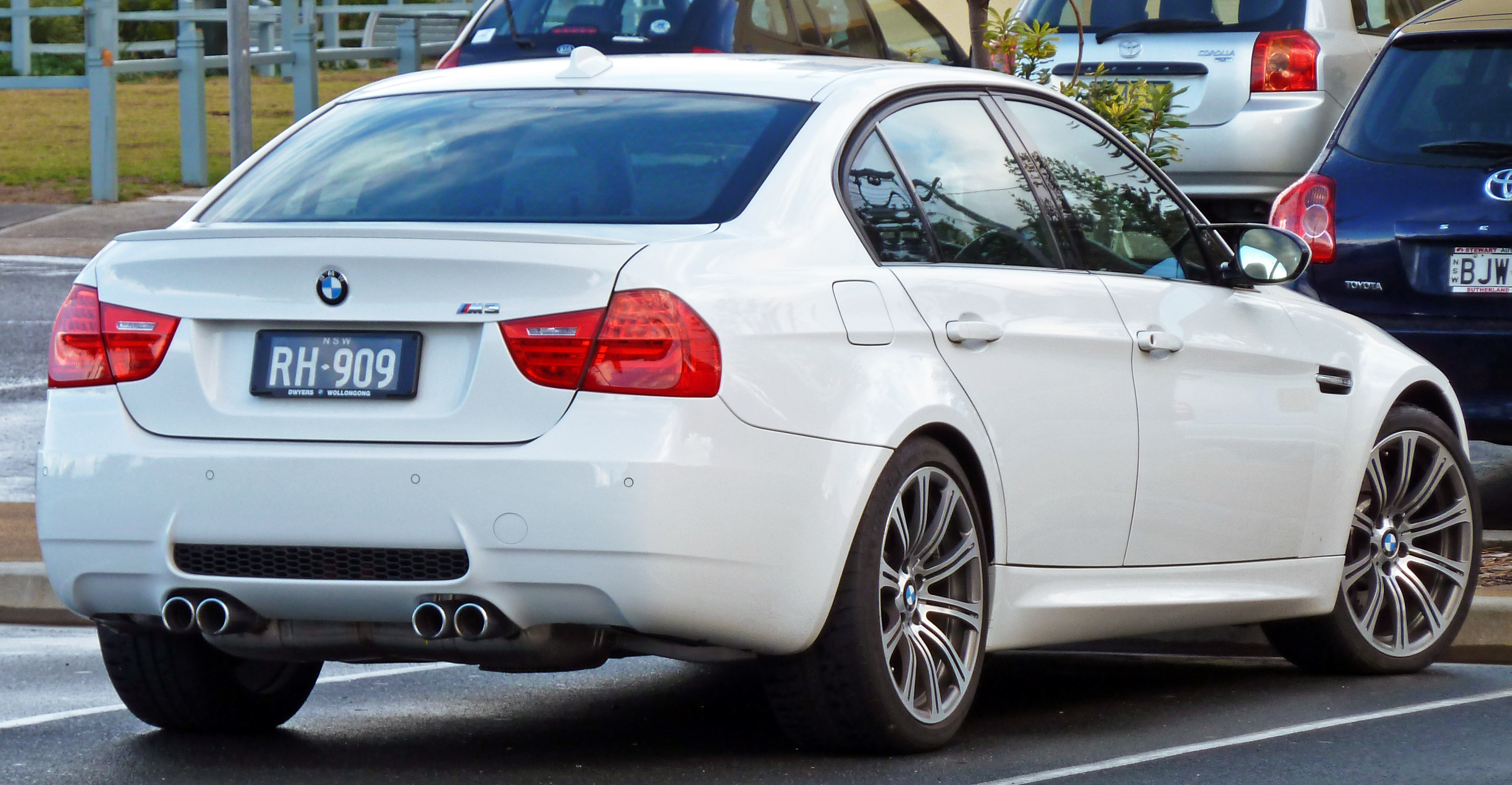 2008 Bmw M3 coupe (e90) - pictures, information and specs ...