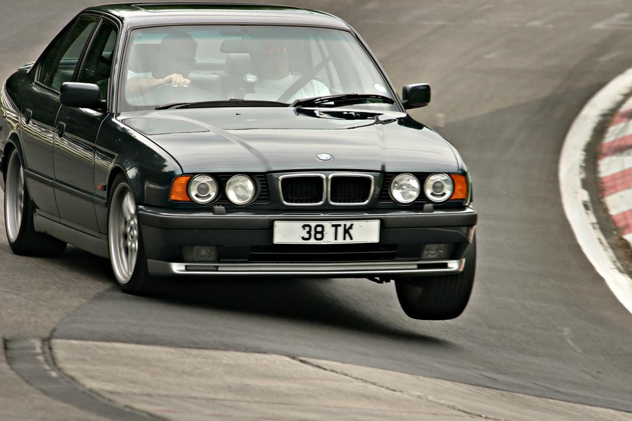 BMW 3 Series bmw m5 1990 1990 Bmw M5 (e34) – pictures, information and specs - Auto ...