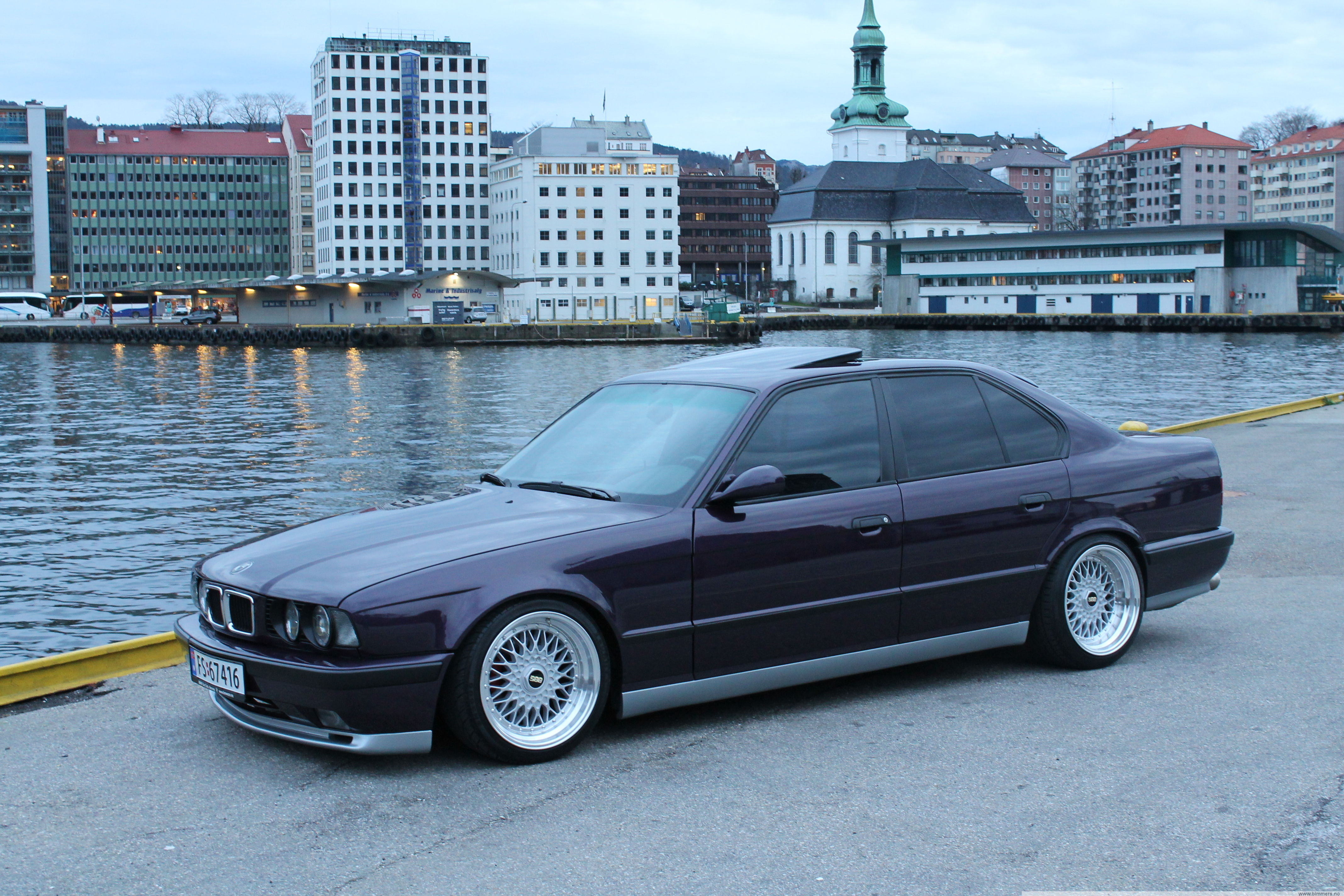 1992 Bmw M5 E34 Pictures Information And Specs Auto Database Com