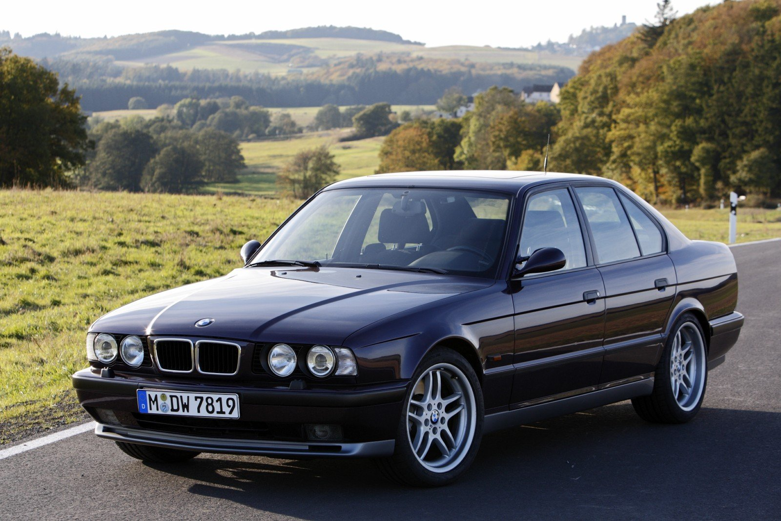 1995 Bmw M5 (e34) – pictures, information and specs - Auto-Database.com