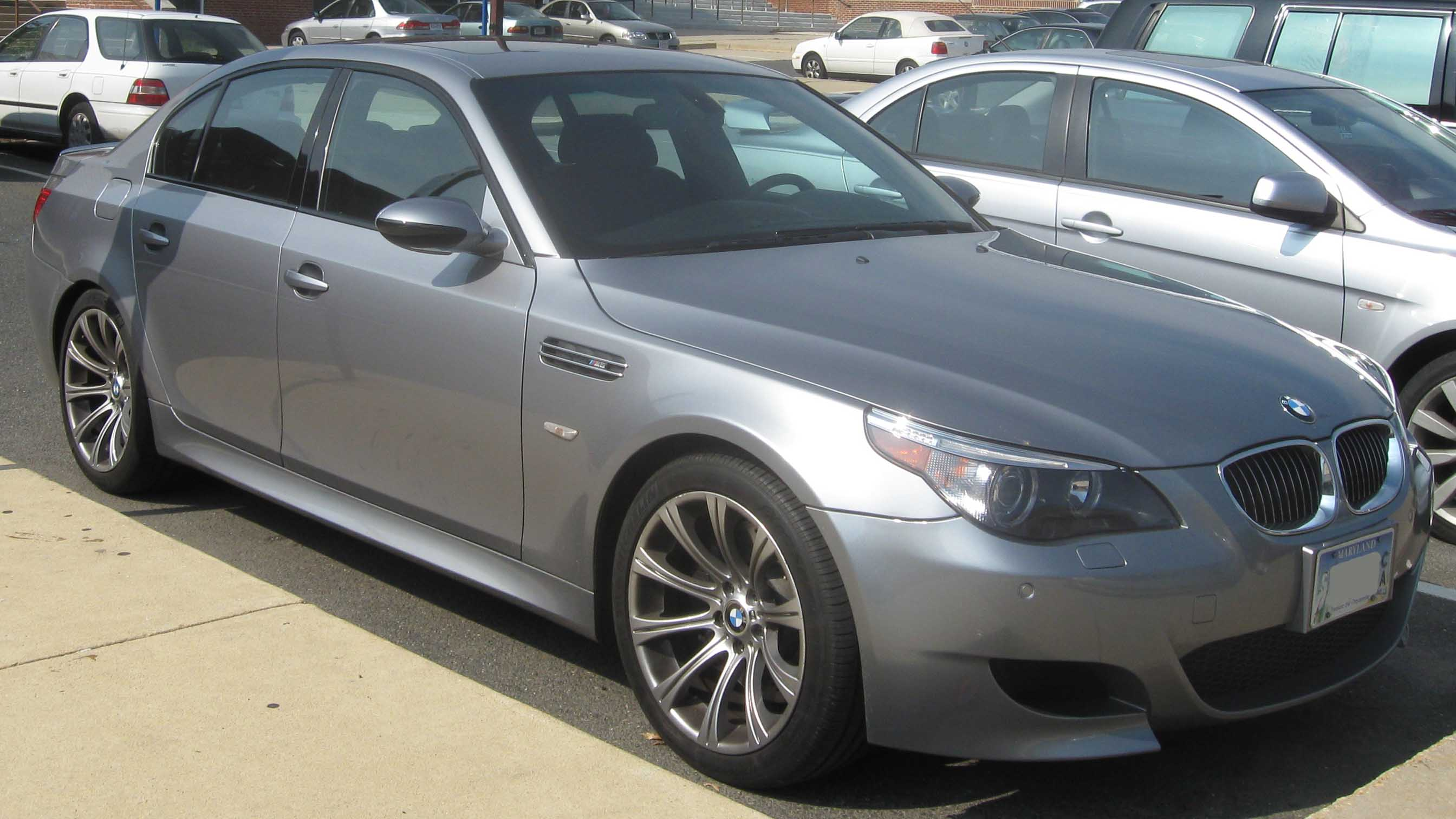 2008 bmw m5 e60 � pictures information and specs auto