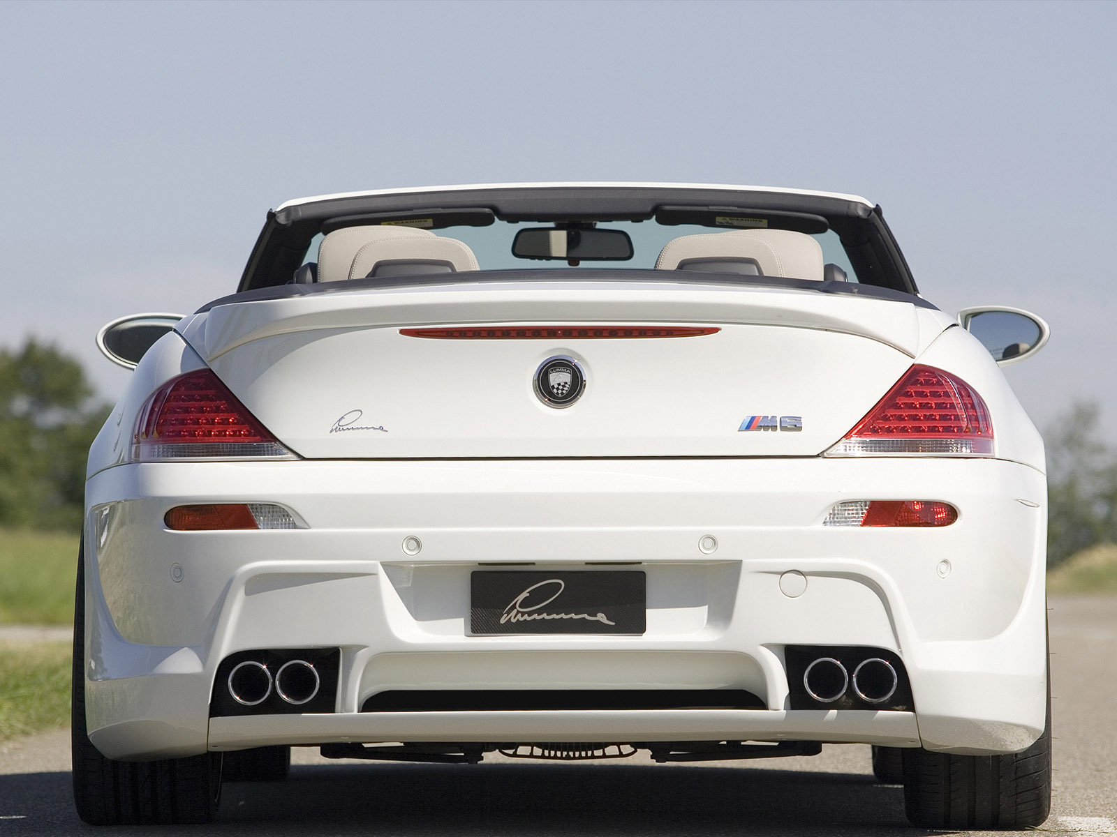 2007 Bmw M6 cabrio – pictures, information and specs - Auto-Database.com