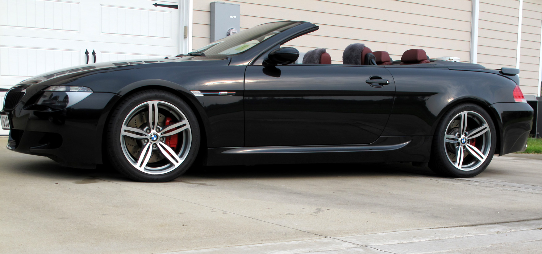 2007 Bmw M6 Cabrio Pictures Information And Specs