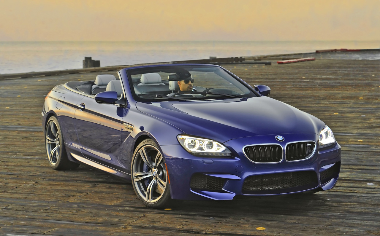 2011 Bmw M6 Convertible F13 Pictures Information And