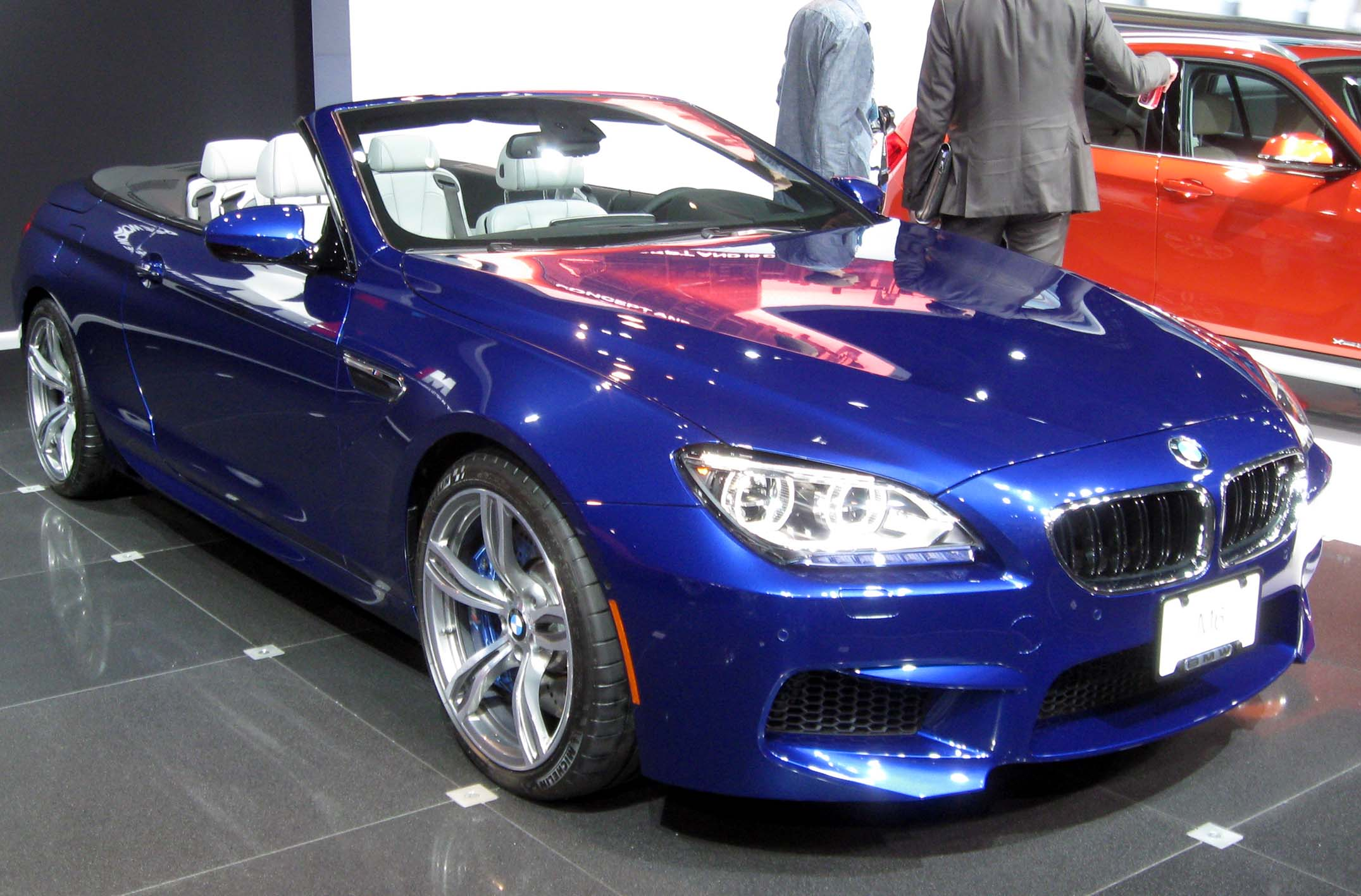 2014 bmw m6 convertible f13 pictures information and specs auto. Black Bedroom Furniture Sets. Home Design Ideas