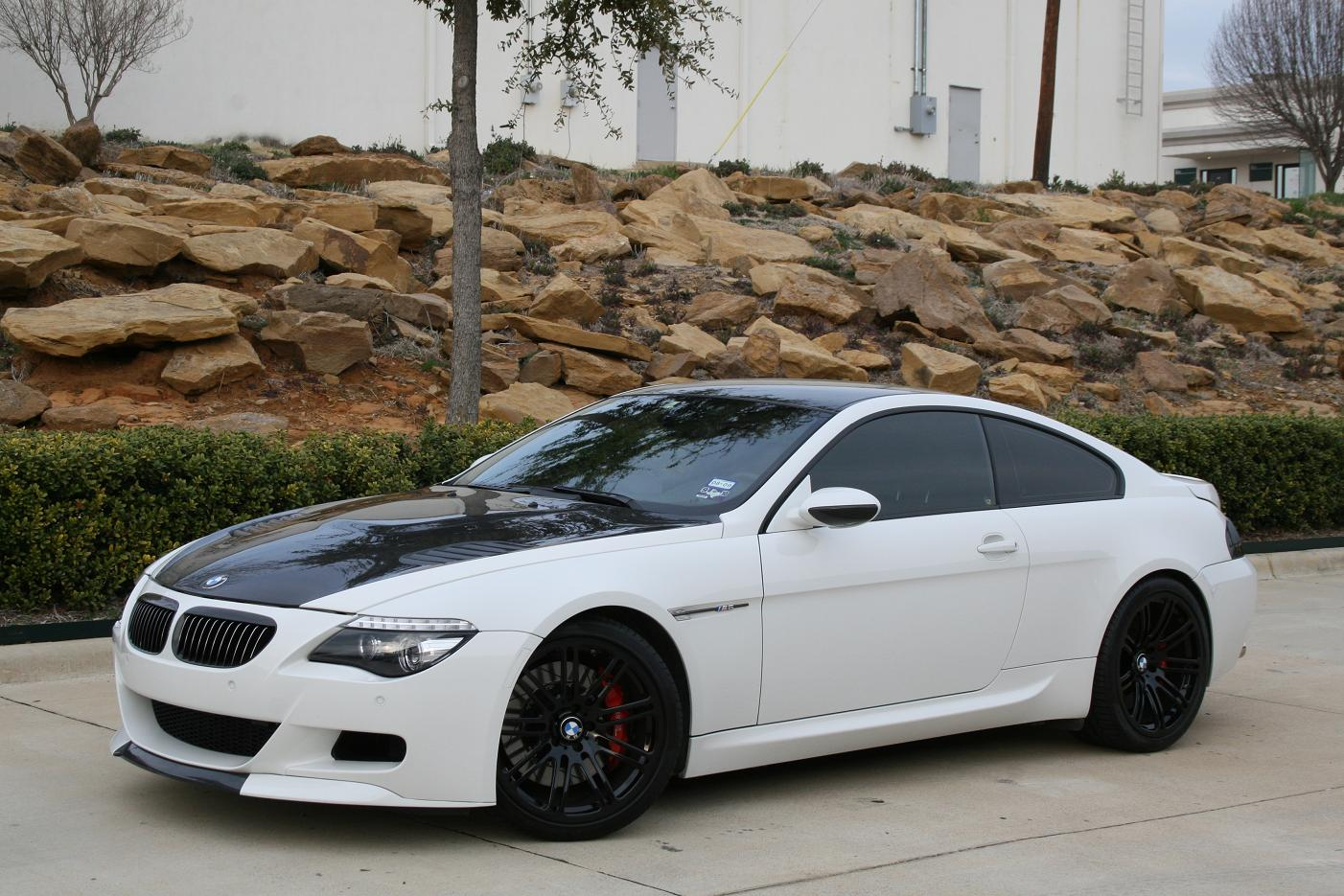 Coupe Series » 2007 Bmw M6 Specs - BMW Car Pictures, All Types All ...