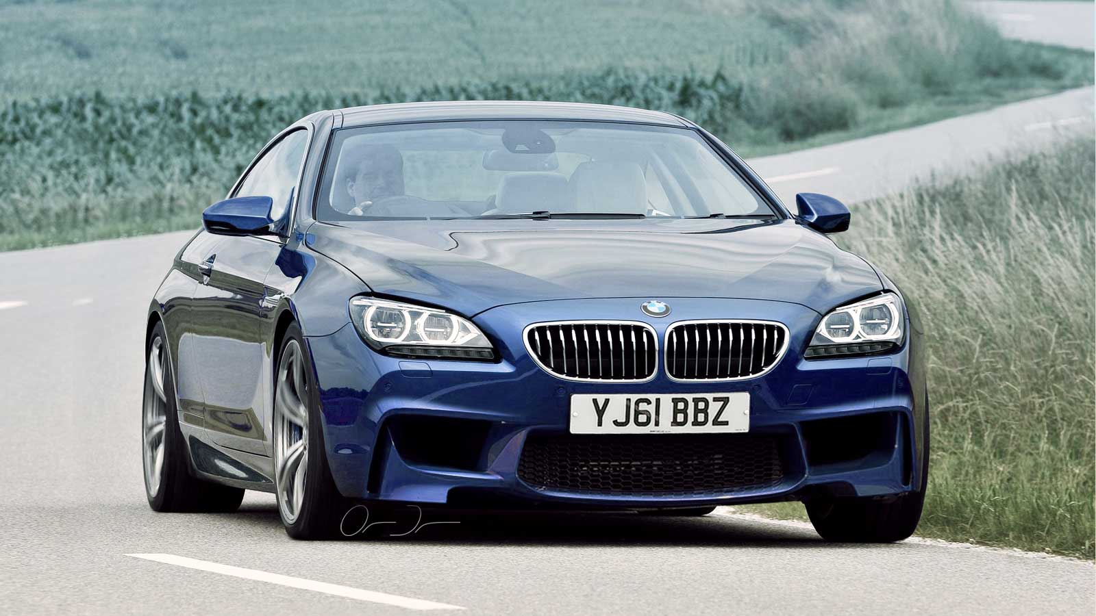 2011 Bmw M6 F12 Pictures Information And Specs Auto