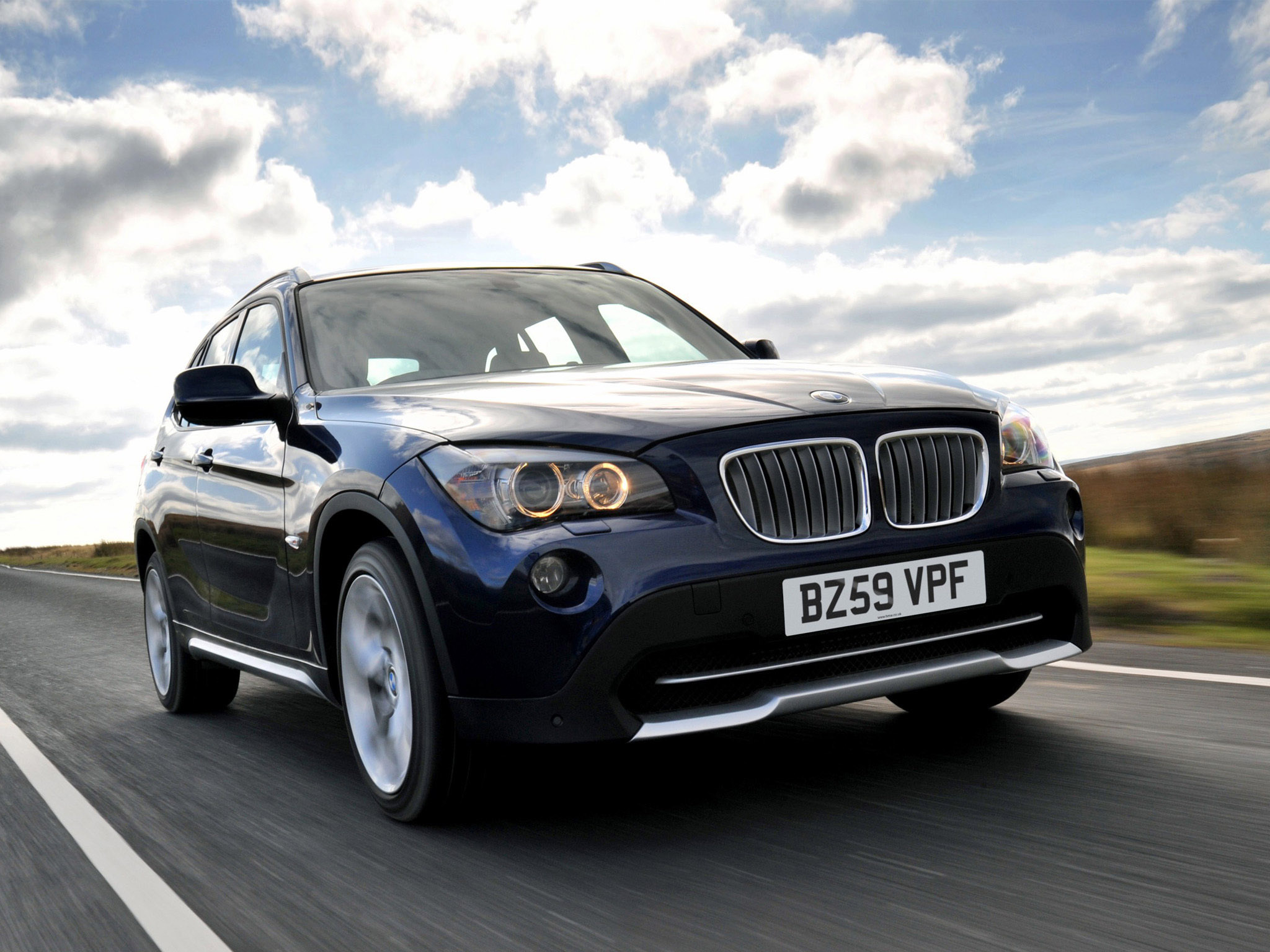 2009 bmw x1 pictures information and specs auto. Black Bedroom Furniture Sets. Home Design Ideas