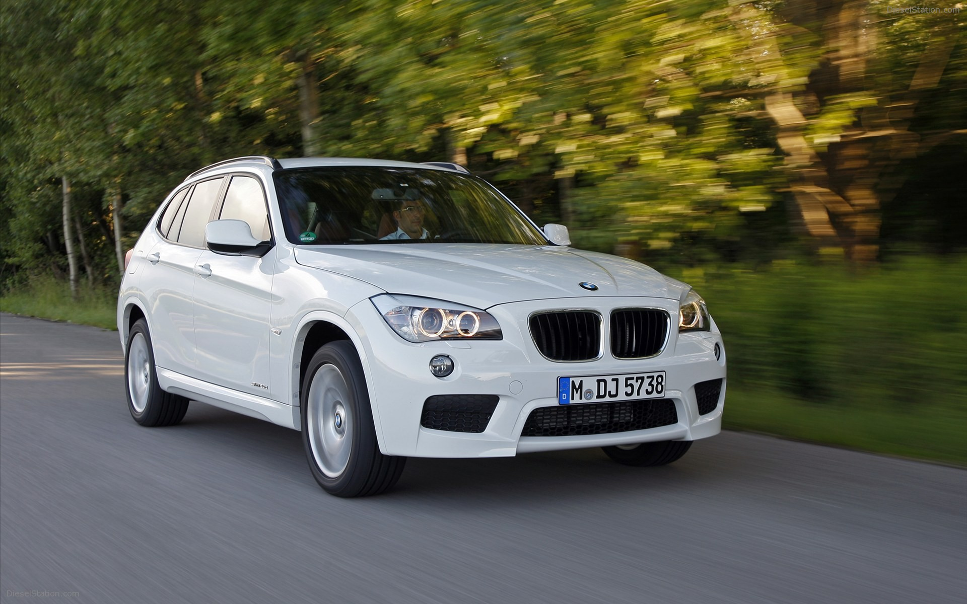 bmw x1 2012 wallpaper