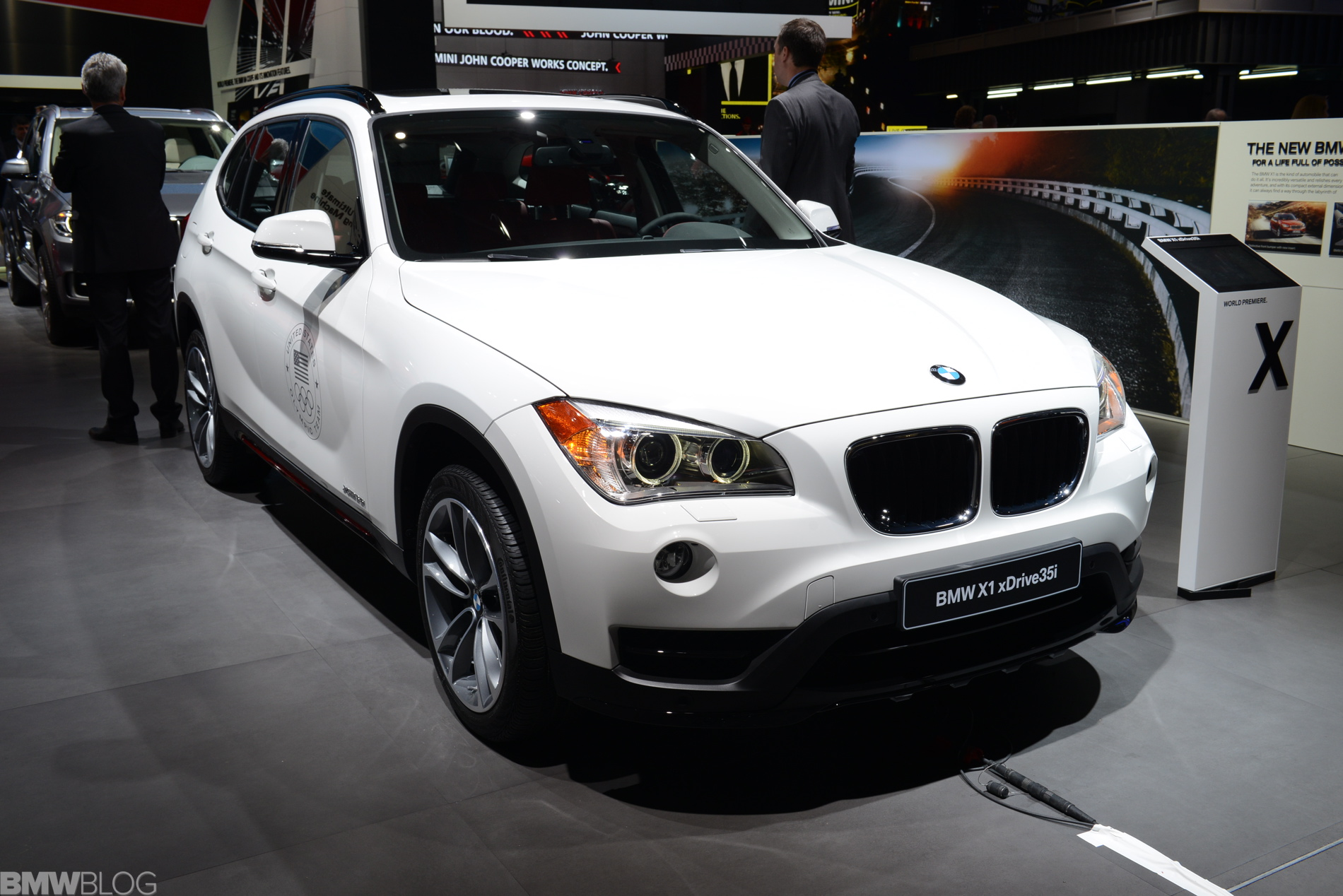 Bmw X Pictures Information And Specs AutoDatabasecom - Bmw 2015 models