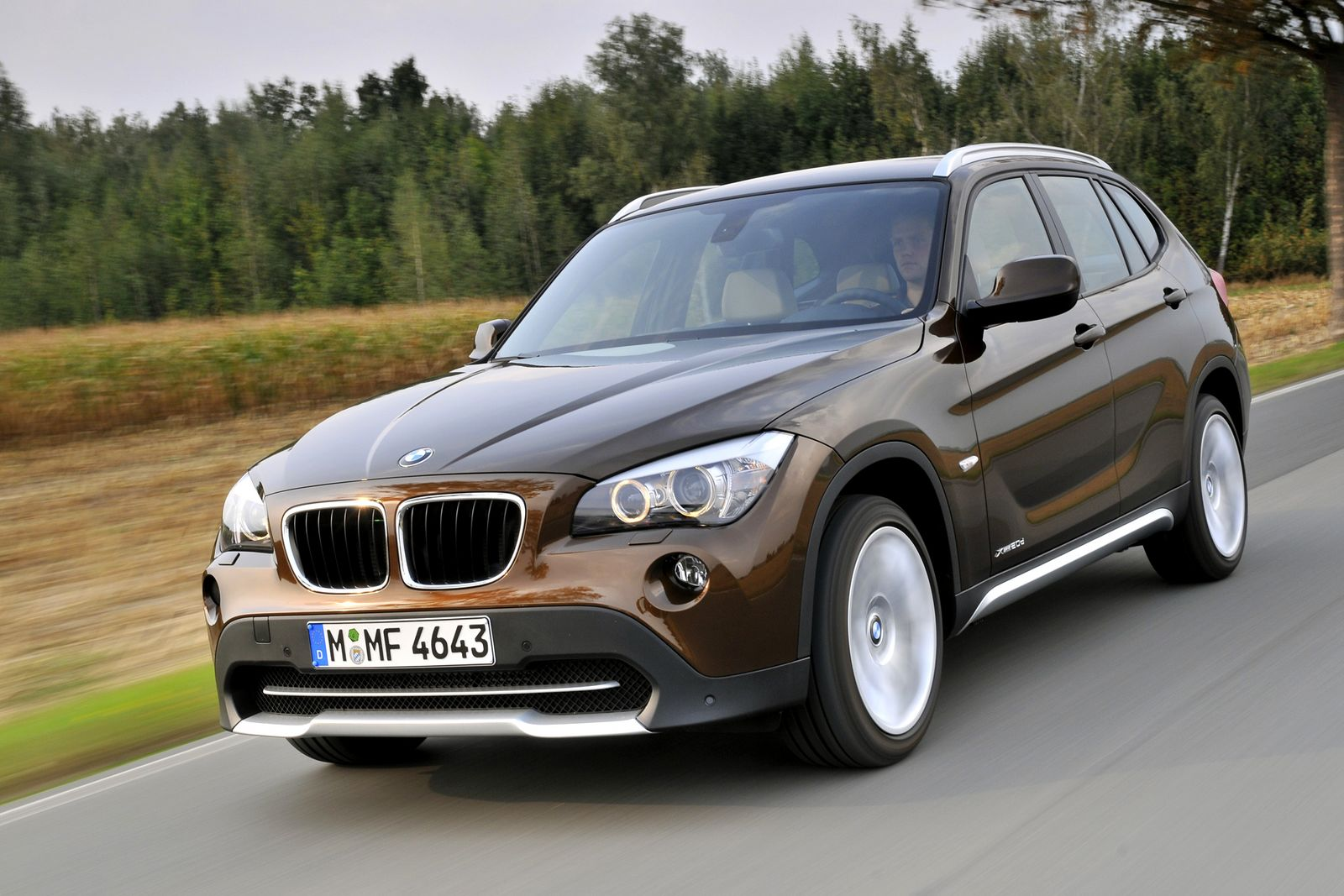 bmw x1 images #6
