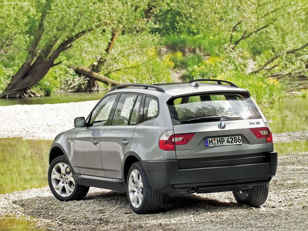 2004 bmw x3 e83 pictures information and specs auto. Black Bedroom Furniture Sets. Home Design Ideas