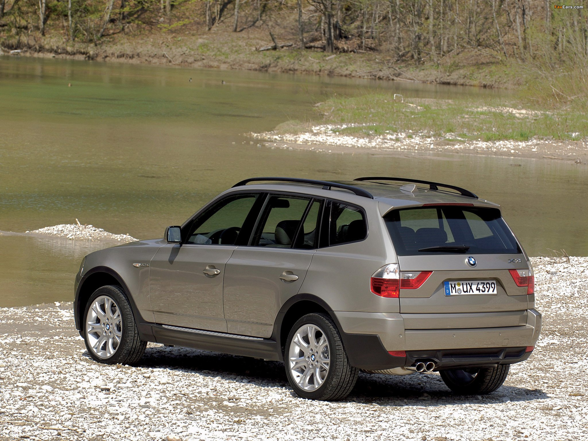 2007 bmw x3 e83 pictures information and specs auto. Black Bedroom Furniture Sets. Home Design Ideas