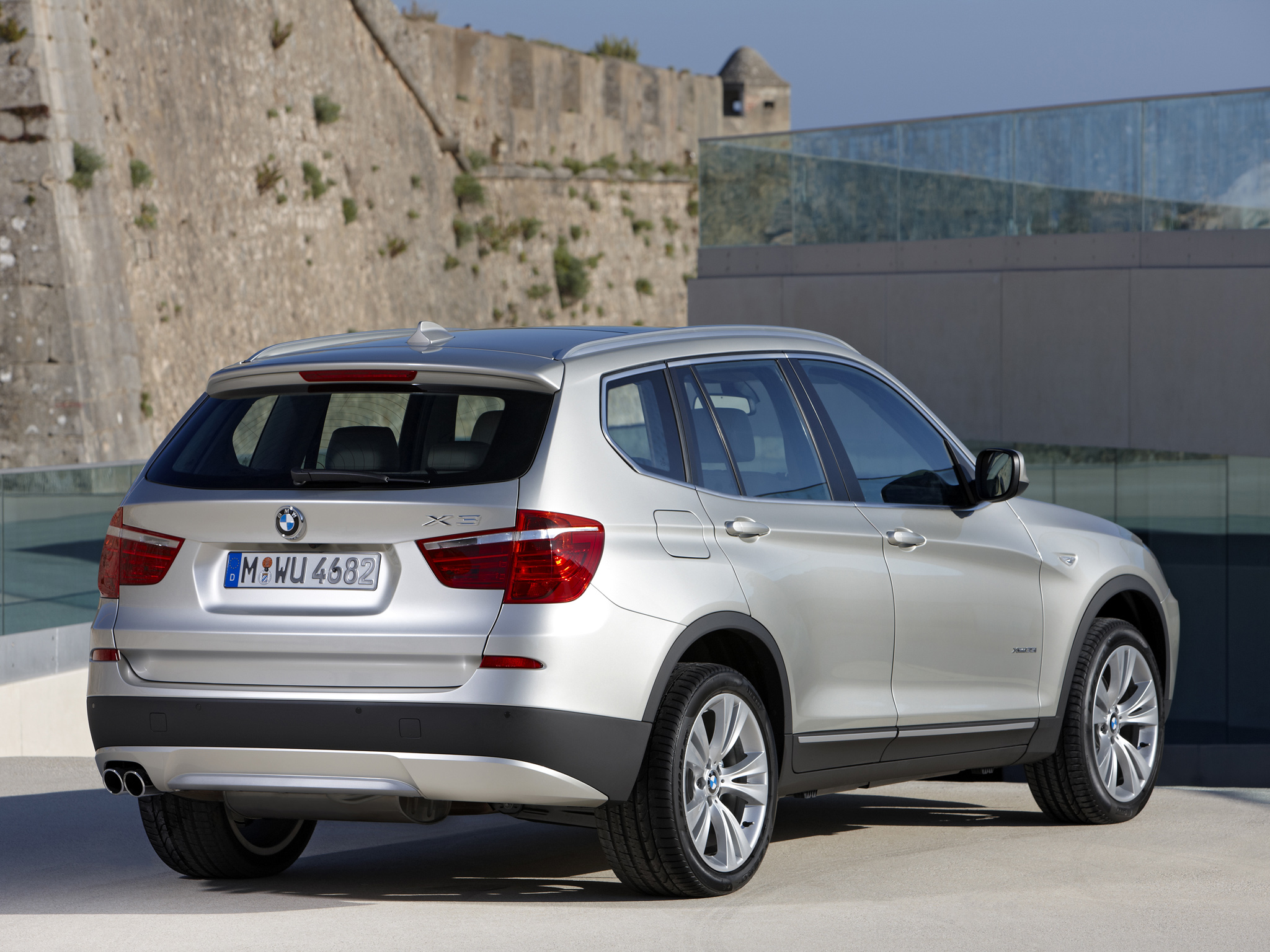 2010 bmw x3 ii f25 pictures information and specs auto. Black Bedroom Furniture Sets. Home Design Ideas