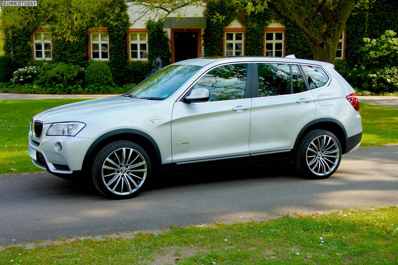 2013 Bmw X3 Ii F25 Pictures Information And Specs Auto