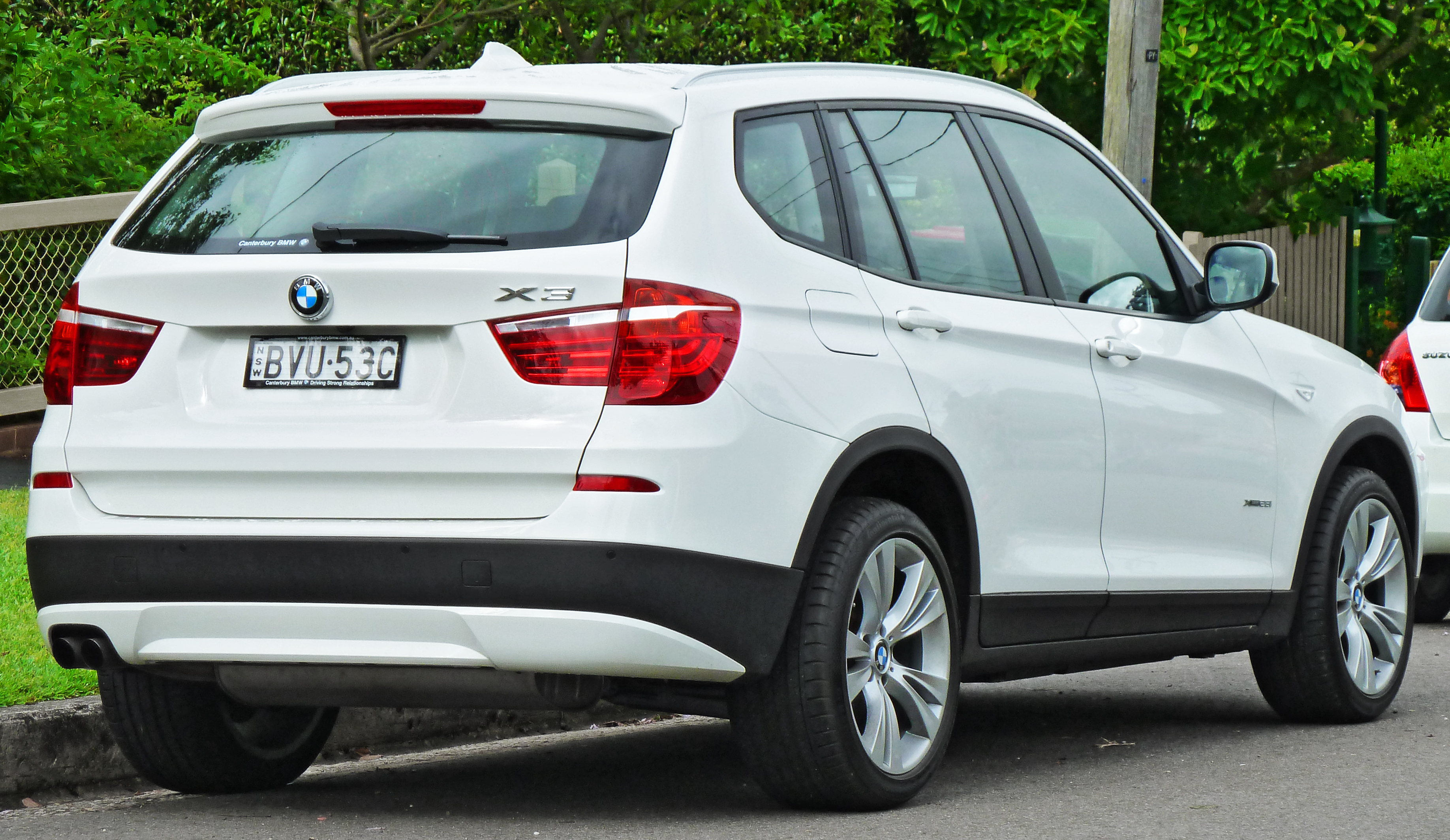 Bmw X3 Ii F25 2013 Models 14