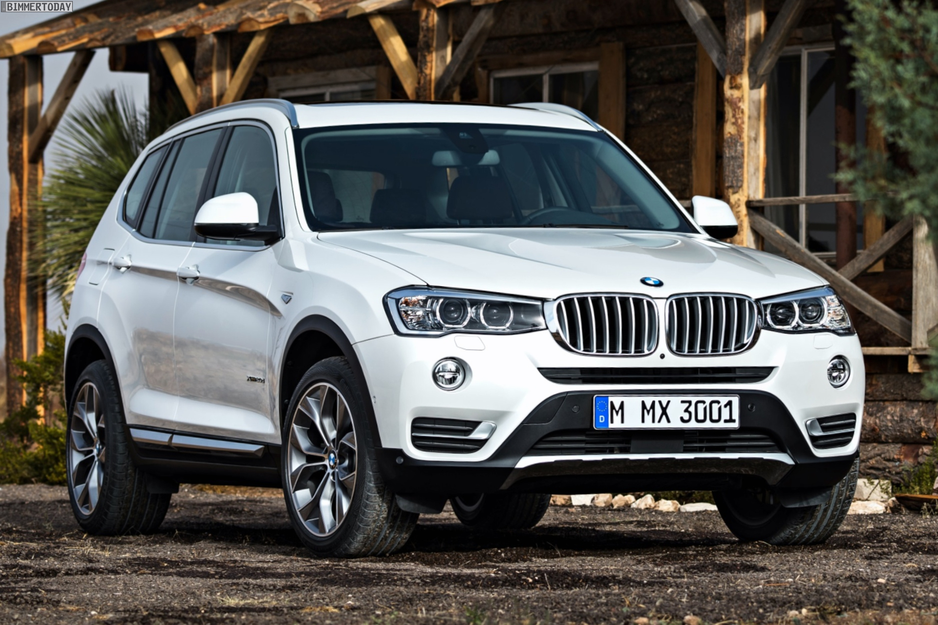 2014 bmw x3 ii f25 pictures information and specs auto. Black Bedroom Furniture Sets. Home Design Ideas