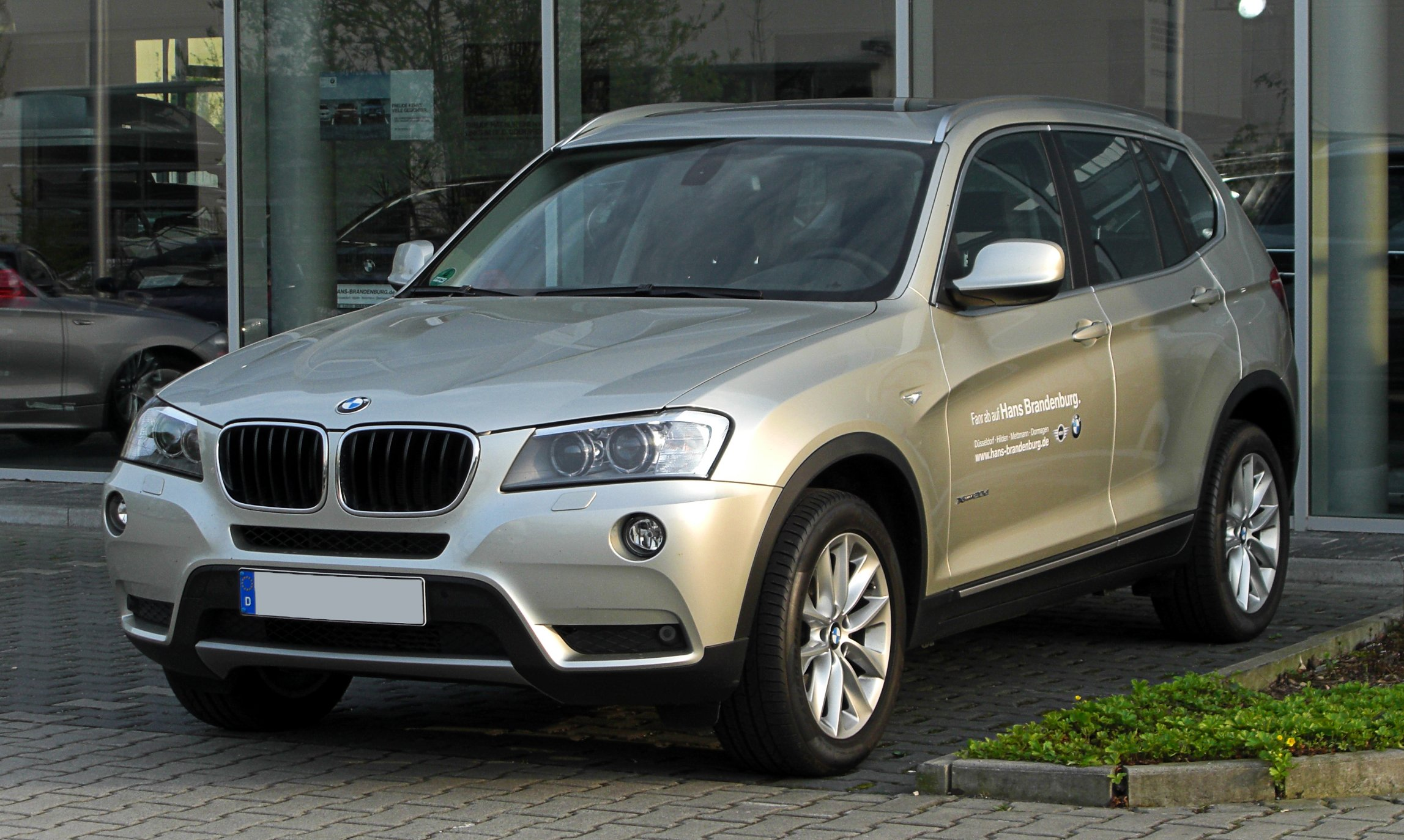 bmw x3 images #7
