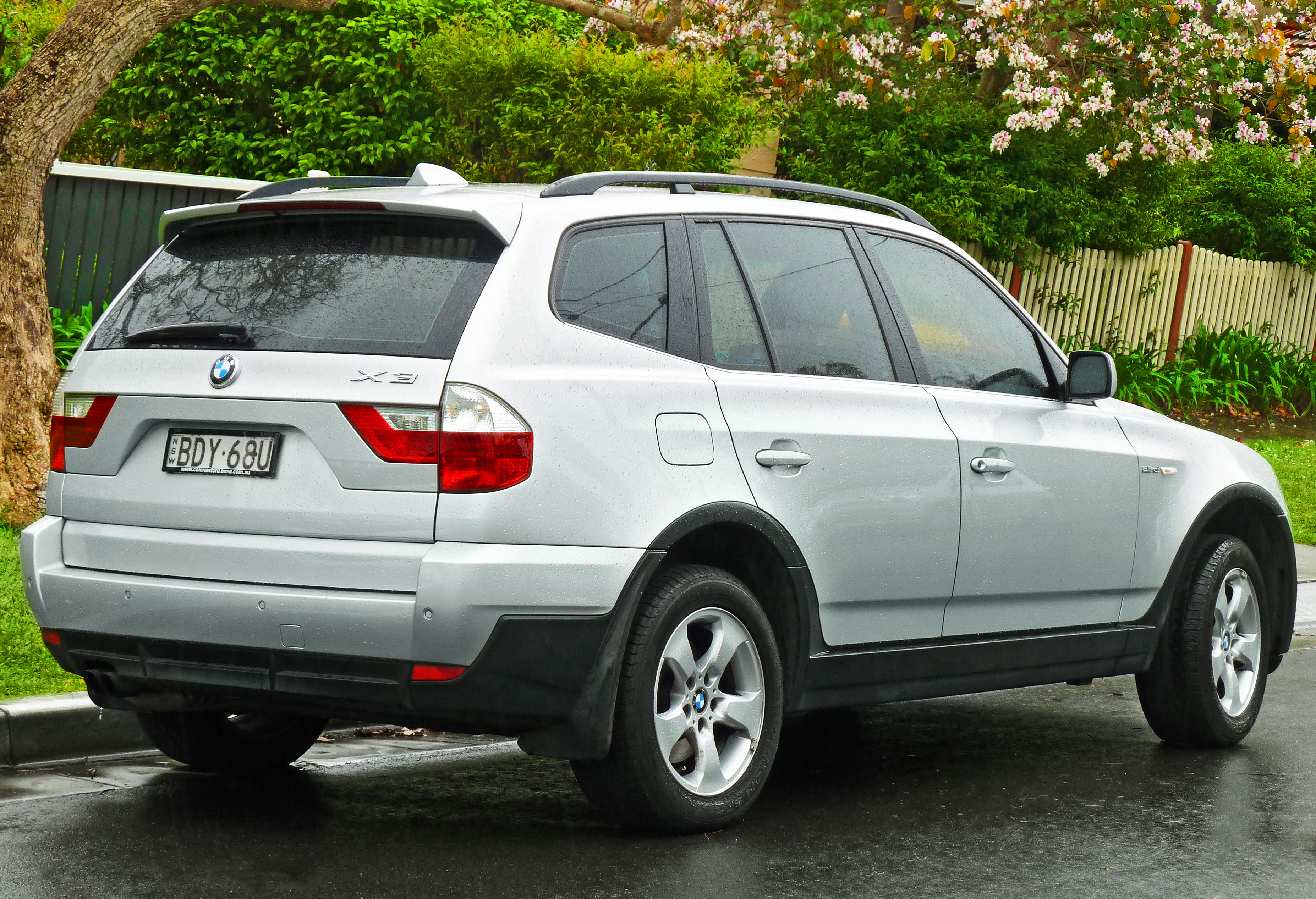 bmw x3 pictures #2