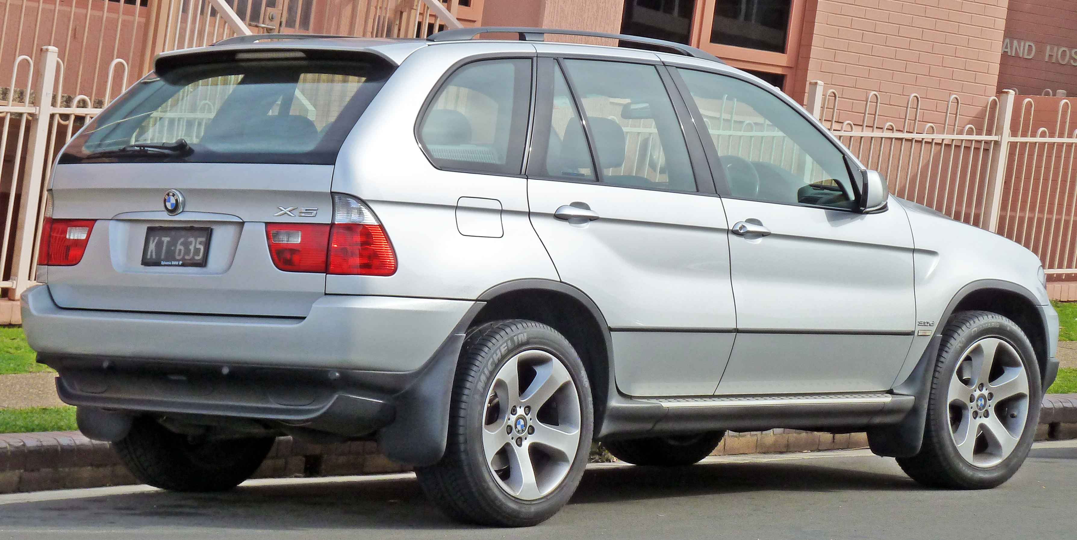 bmw x5 (e53) 2001 pictures #4