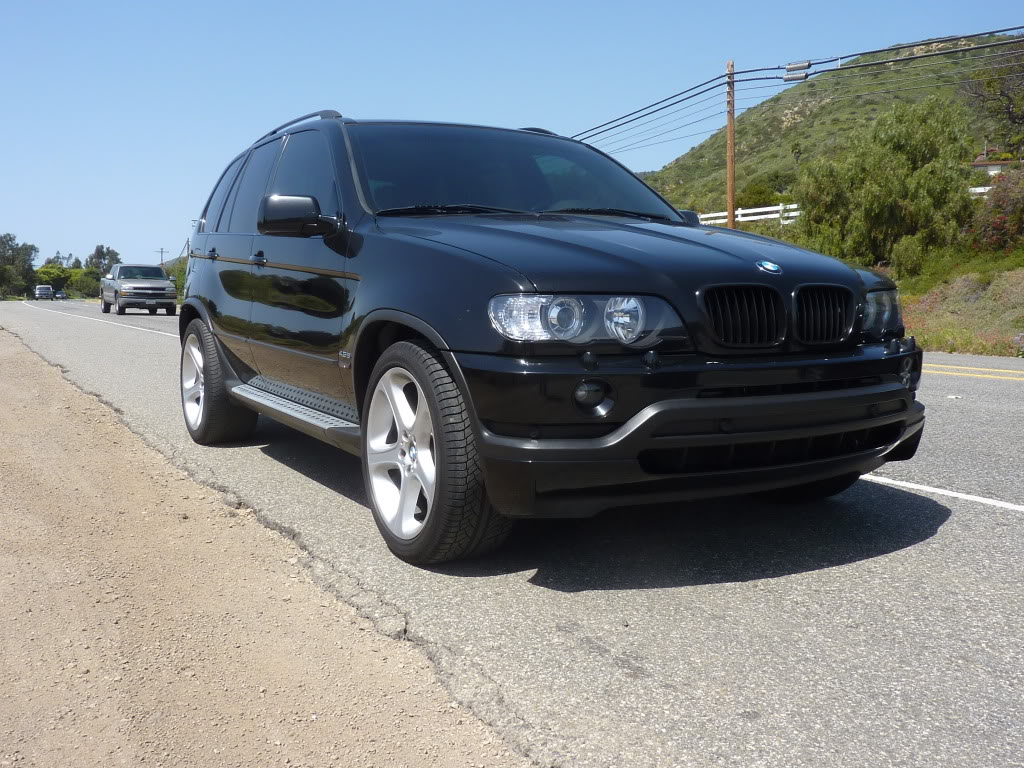bmw x5 (e53) 2002 pictures #13