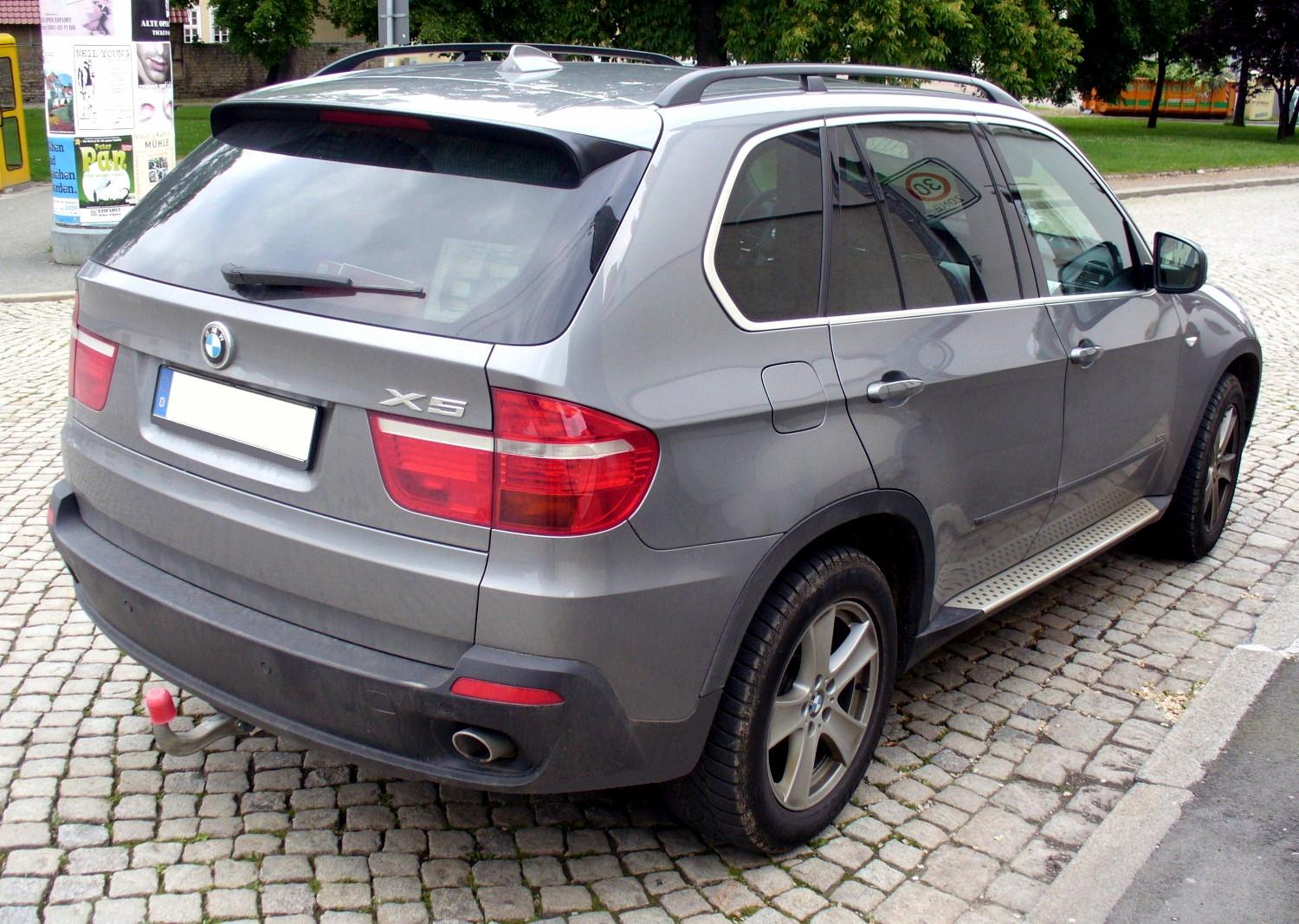 2009 Bmw X5 (e70) - pictures, information and specs - Auto ...