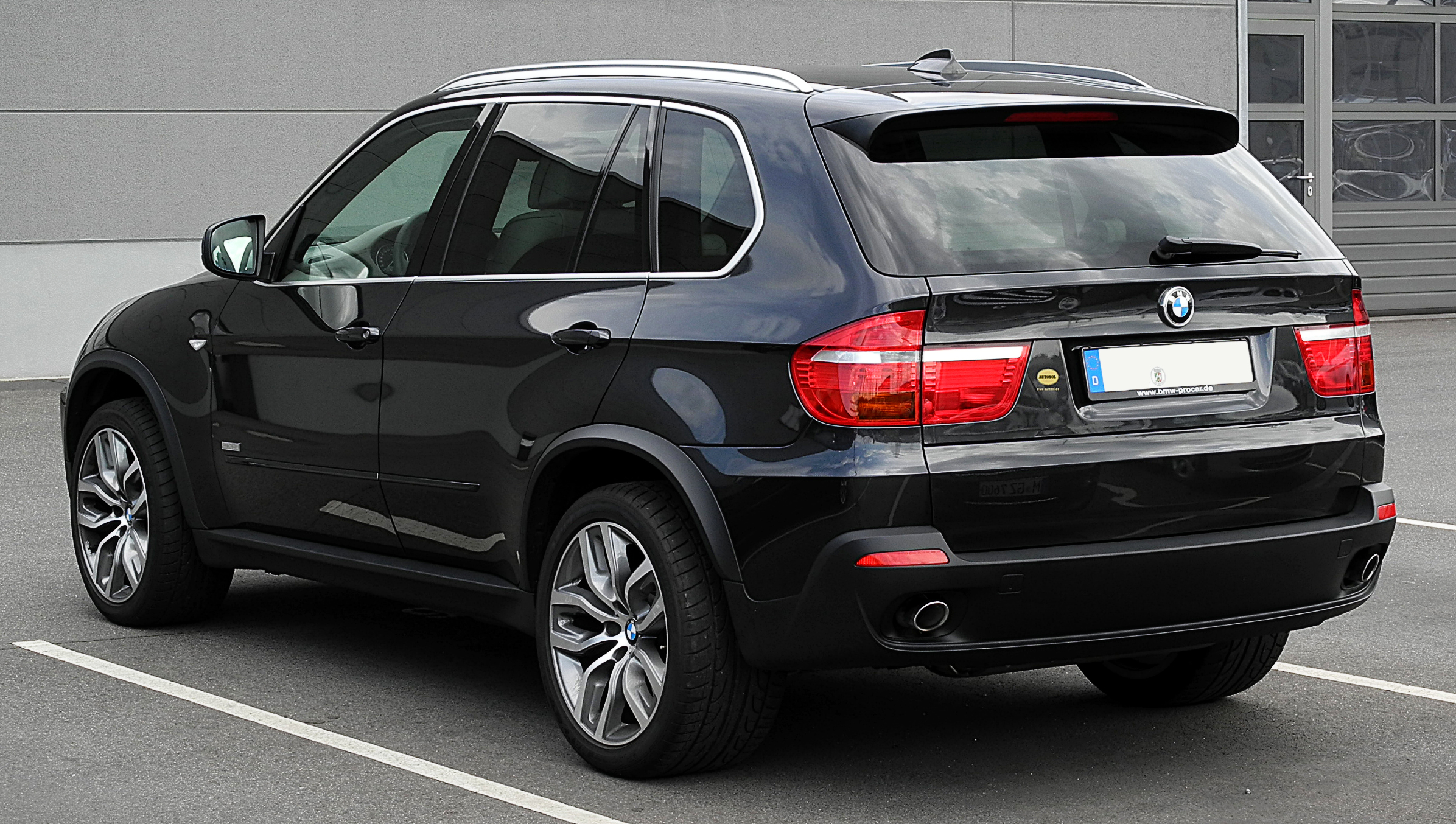 2011 Bmw X5 (e70) - pictures, information and specs - Auto ...