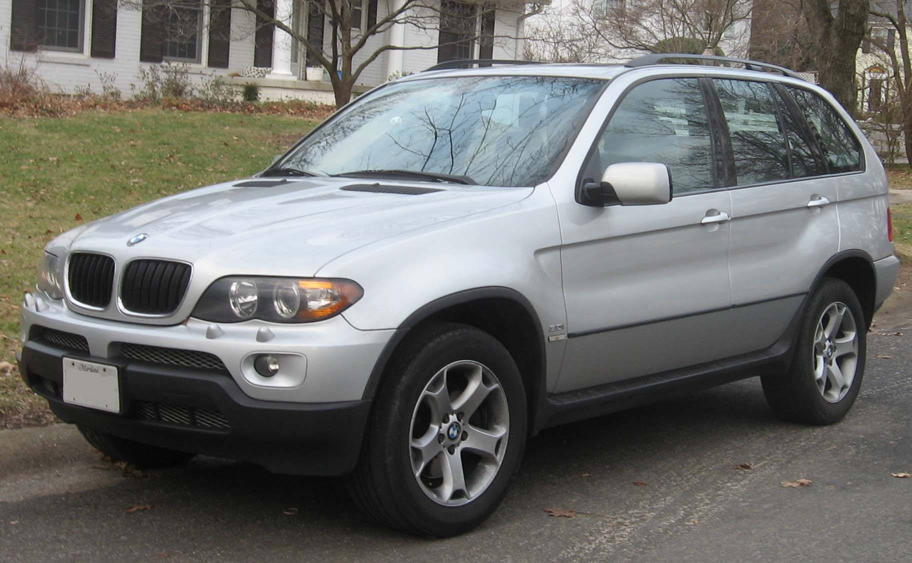 bmw x5 images #1
