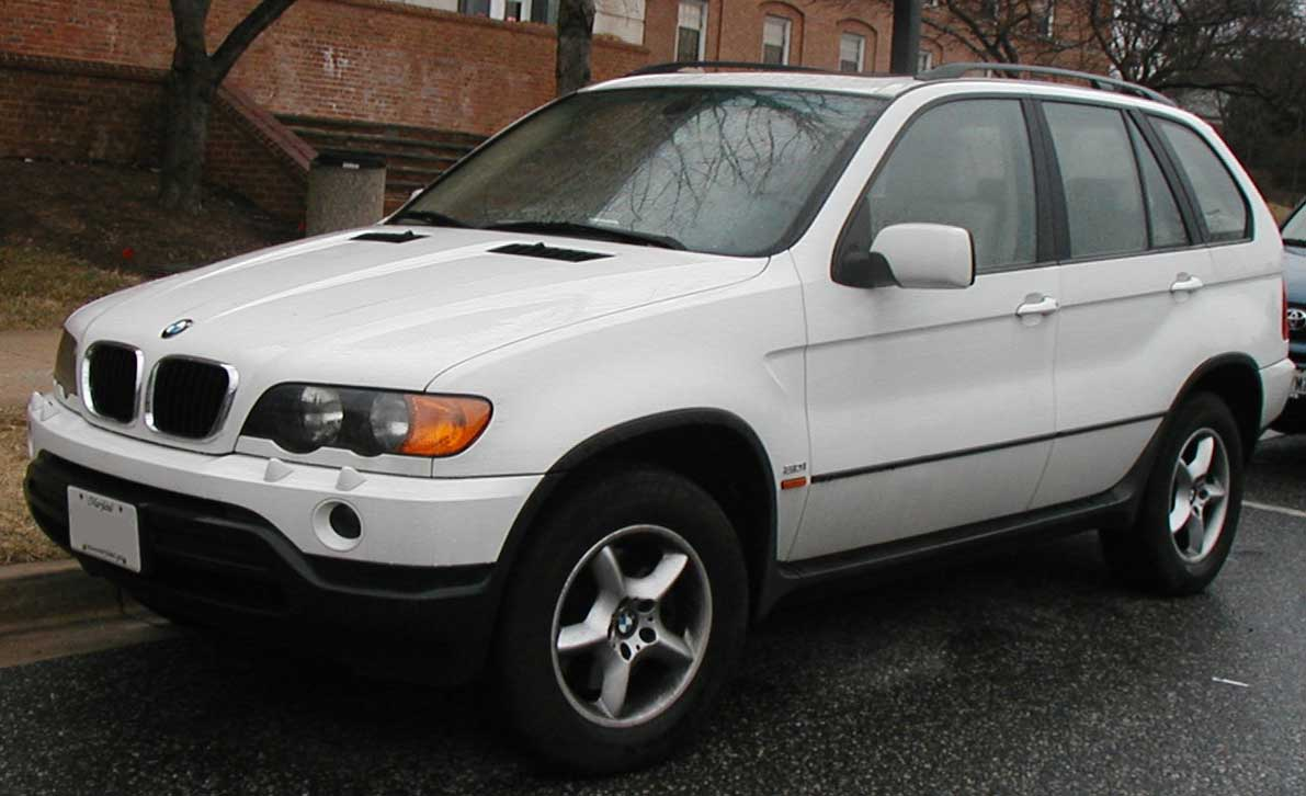 bmw x5 images #9