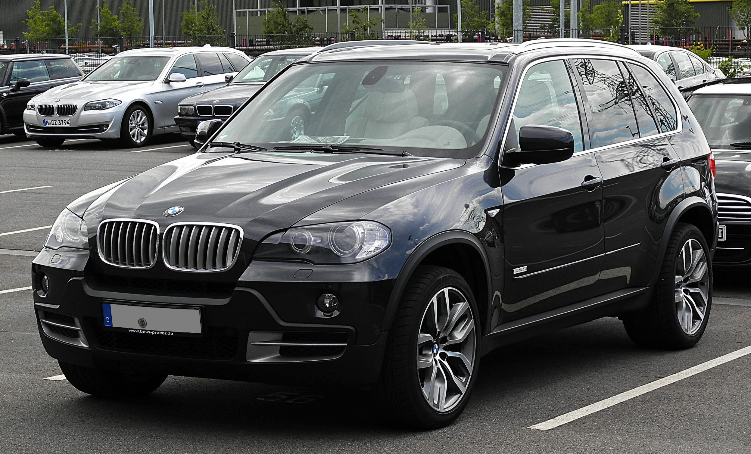 2011 Bmw X5 m (e70) - pictures, information and specs - Auto-Database.com
