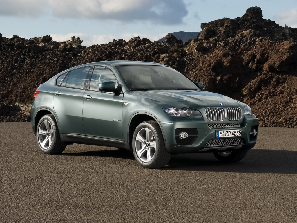 bmw x6 2008 pictures