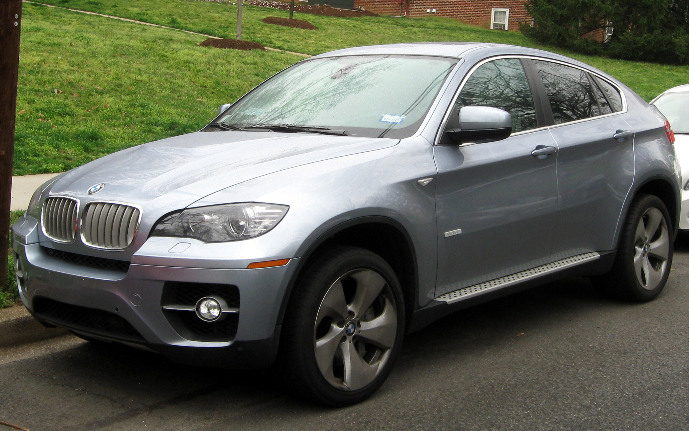 bmw x6 2009 pictures #4