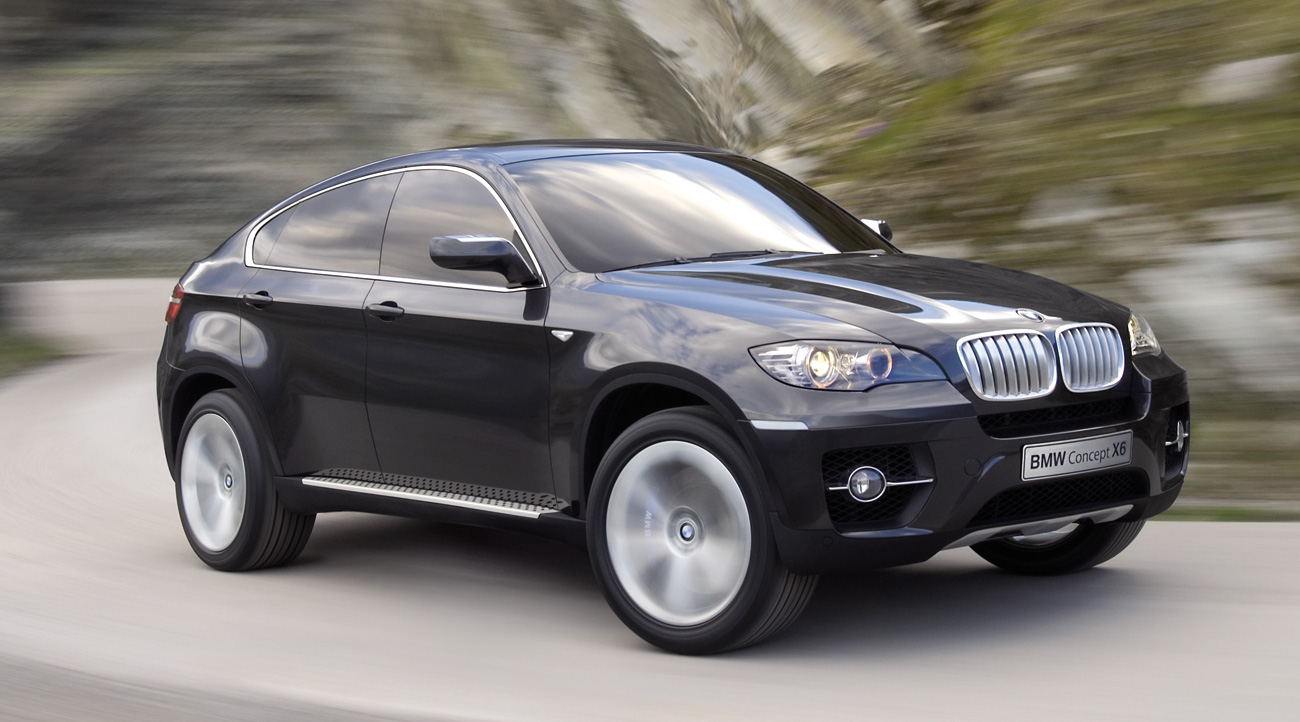 bmw x6 2009 pictures #12
