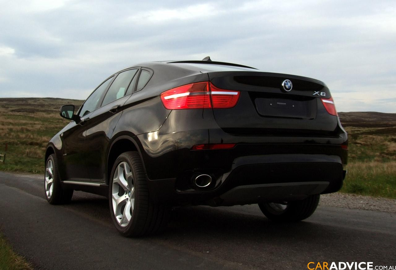 bmw x6 2009 wallpaper