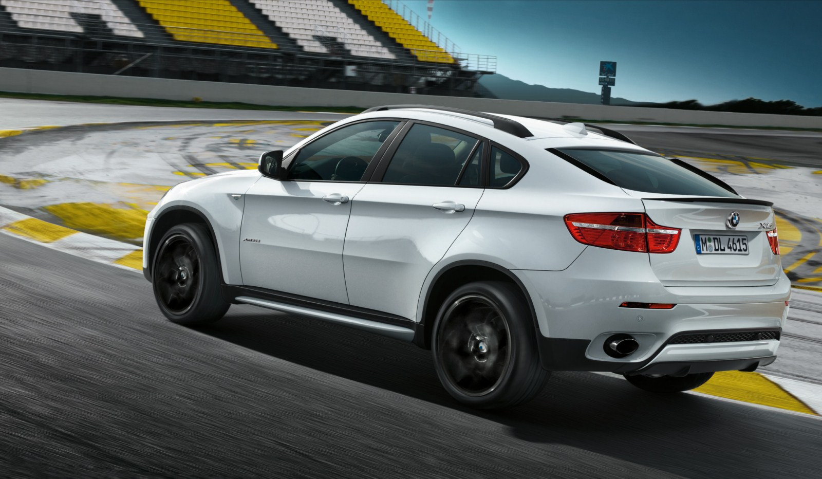 bmw x6 2010 images #13