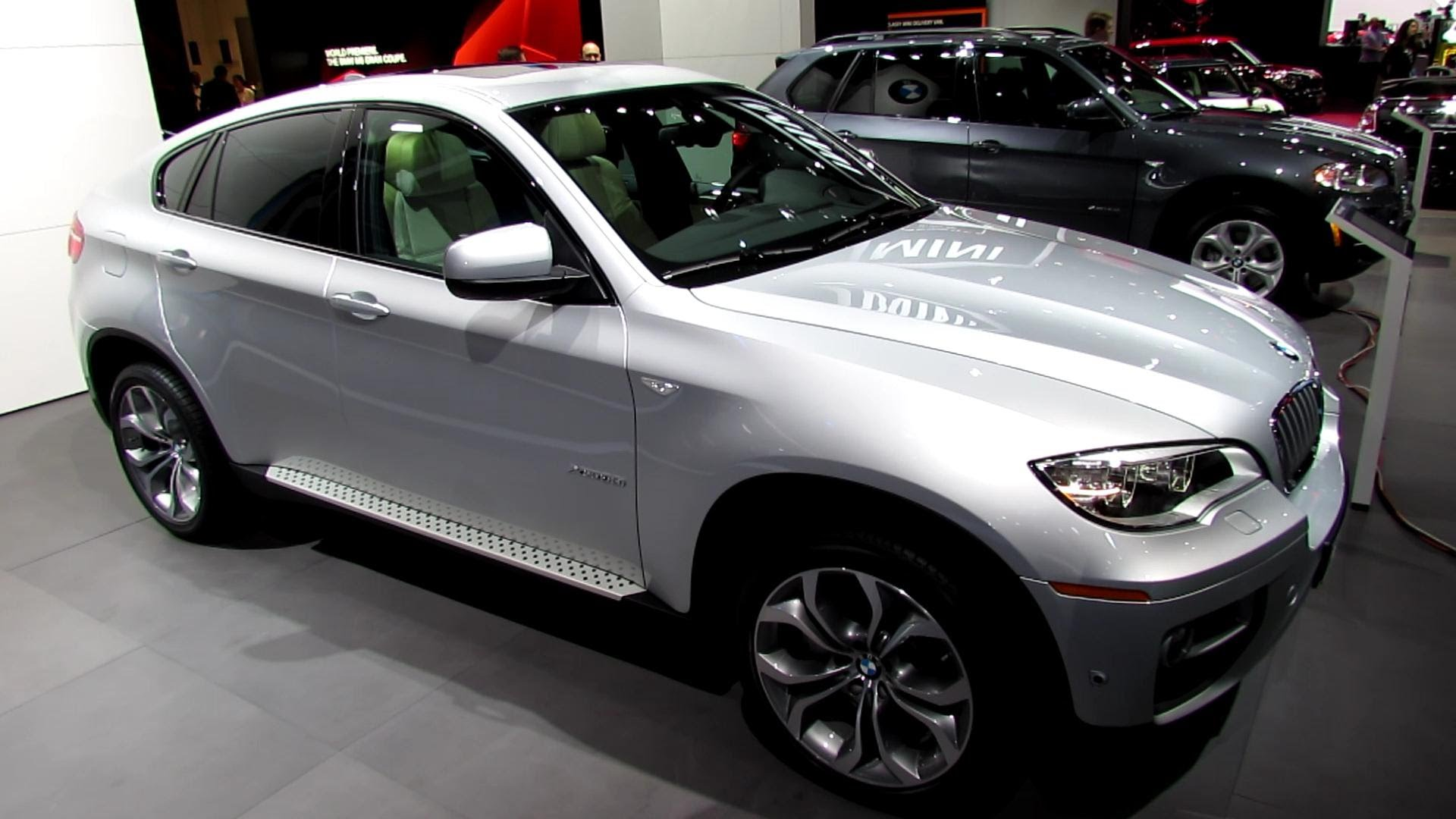 2013 Bmw X6 Pictures Information And Specs Auto
