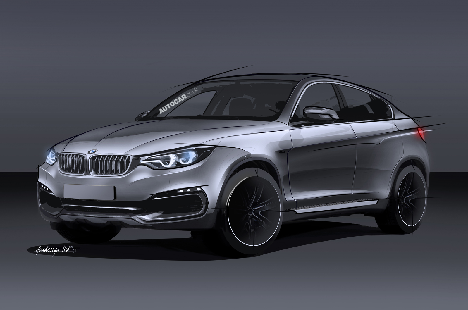 bmw x6 2014 images #13
