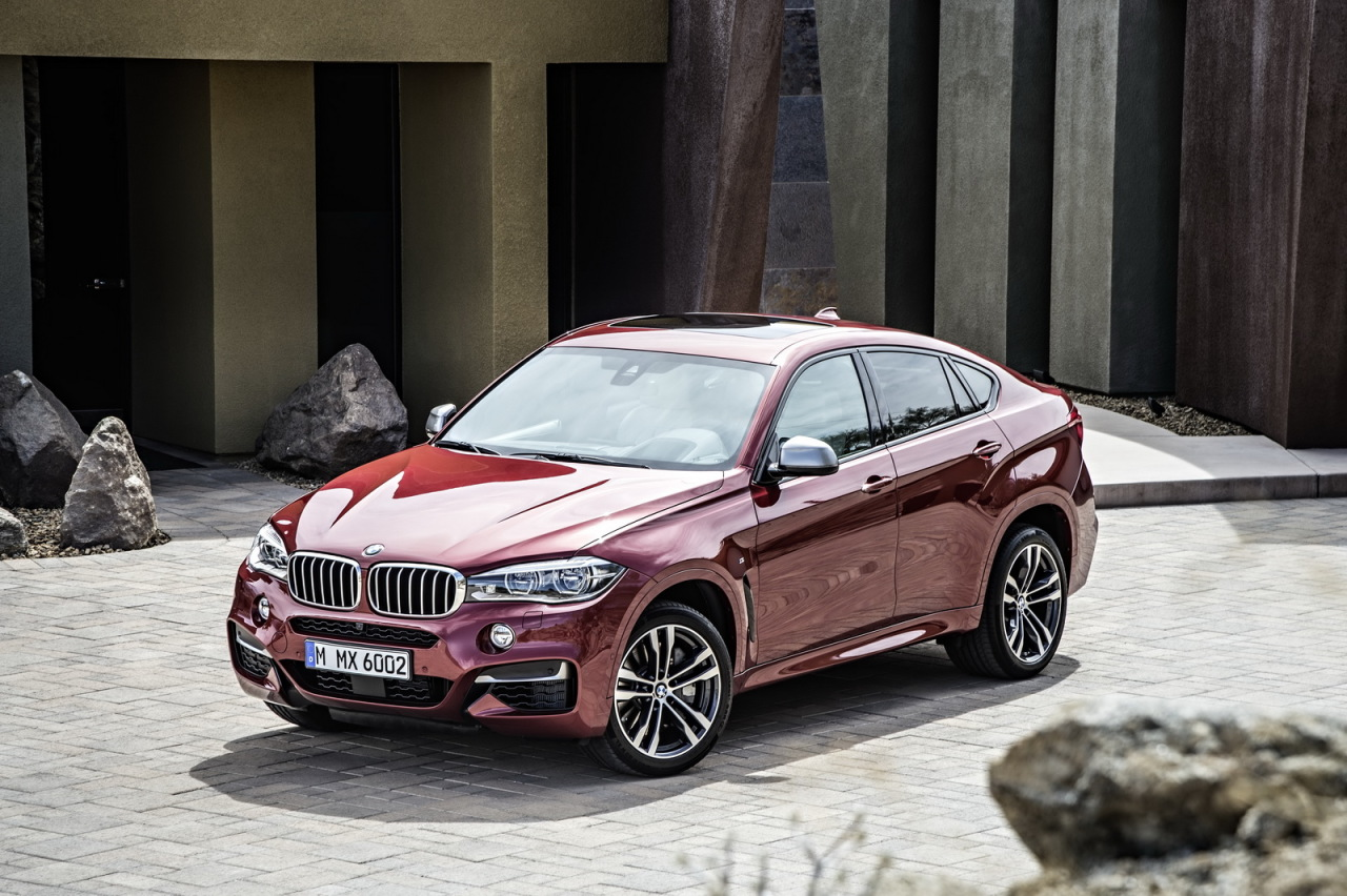 bmw x6 2014 pictures #8