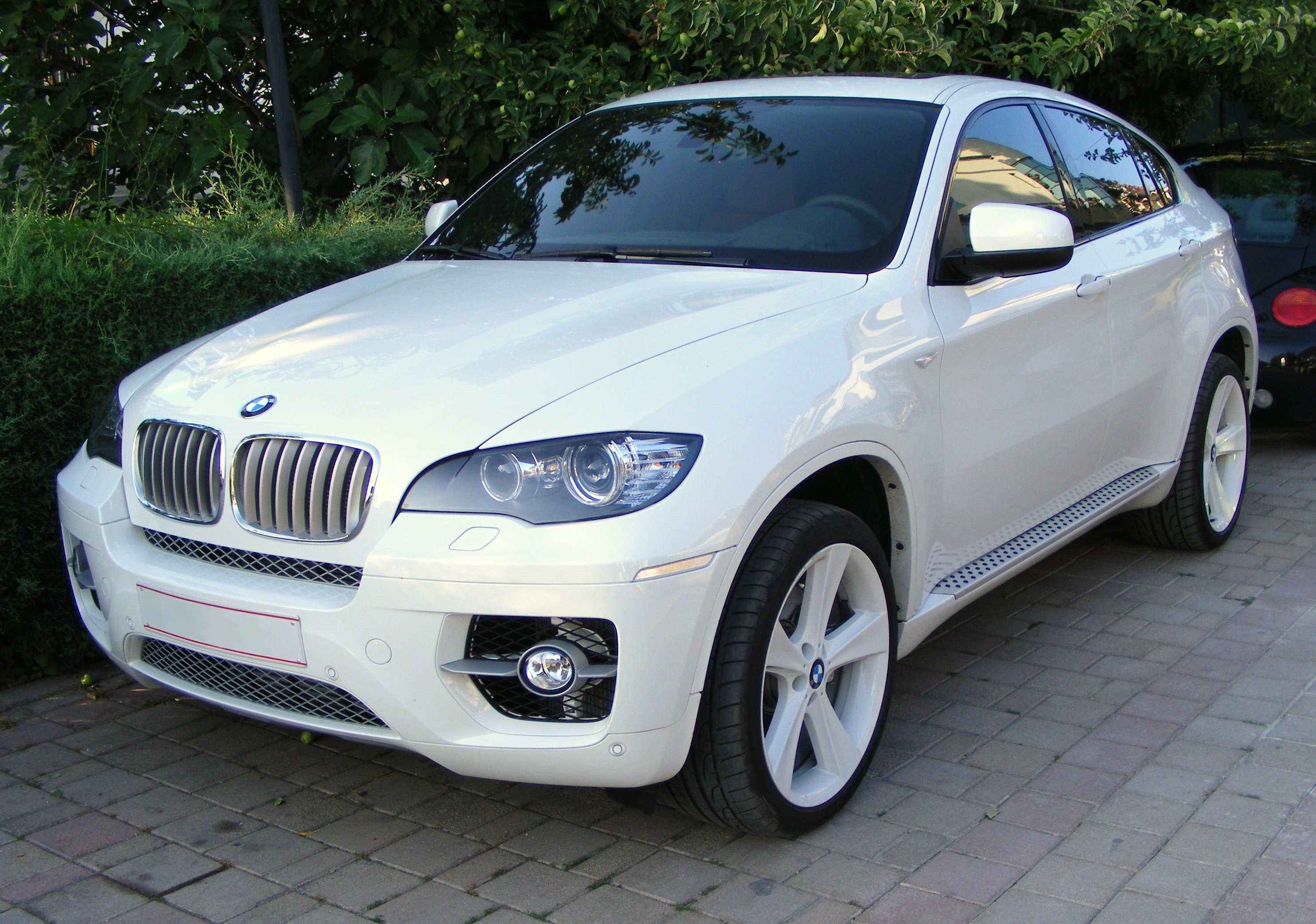 bmw x6 images #10