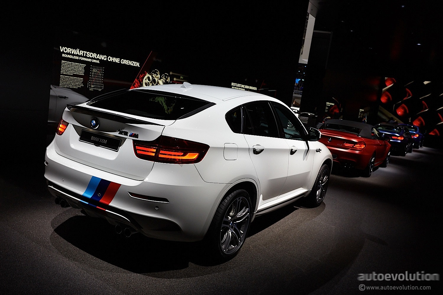 2013 Bmw X6 M Pictures Information And Specs Auto