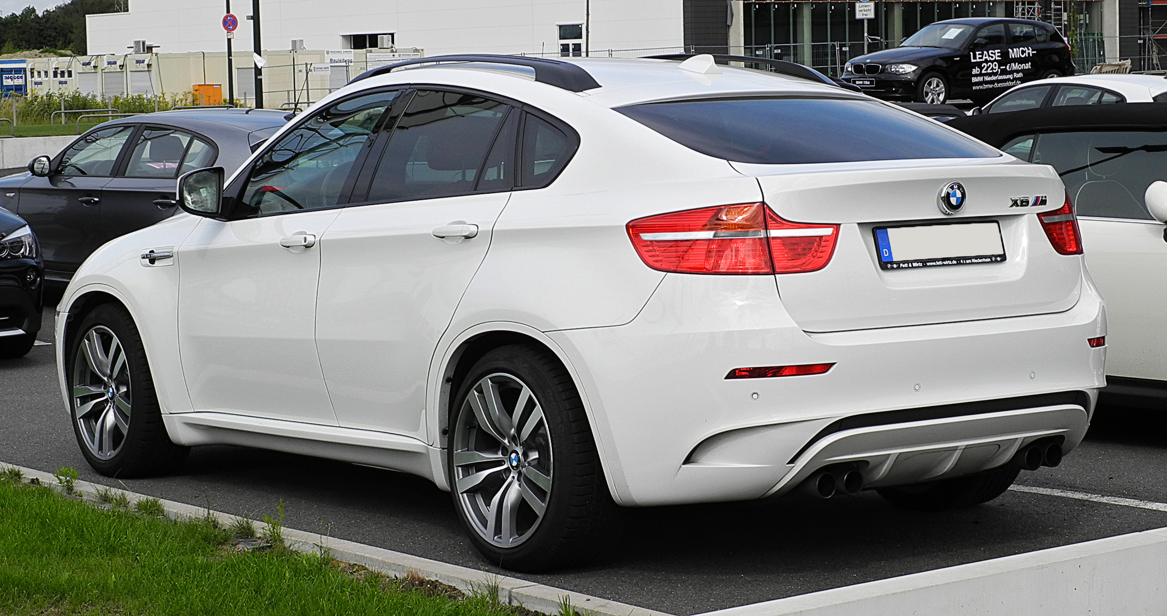 2014 Bmw X6 m – pictures, information and specs - Auto-Database.com