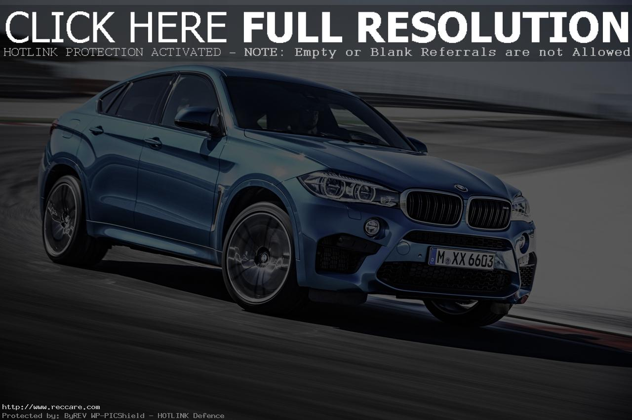 bmw x6 m 2016 pictures #2