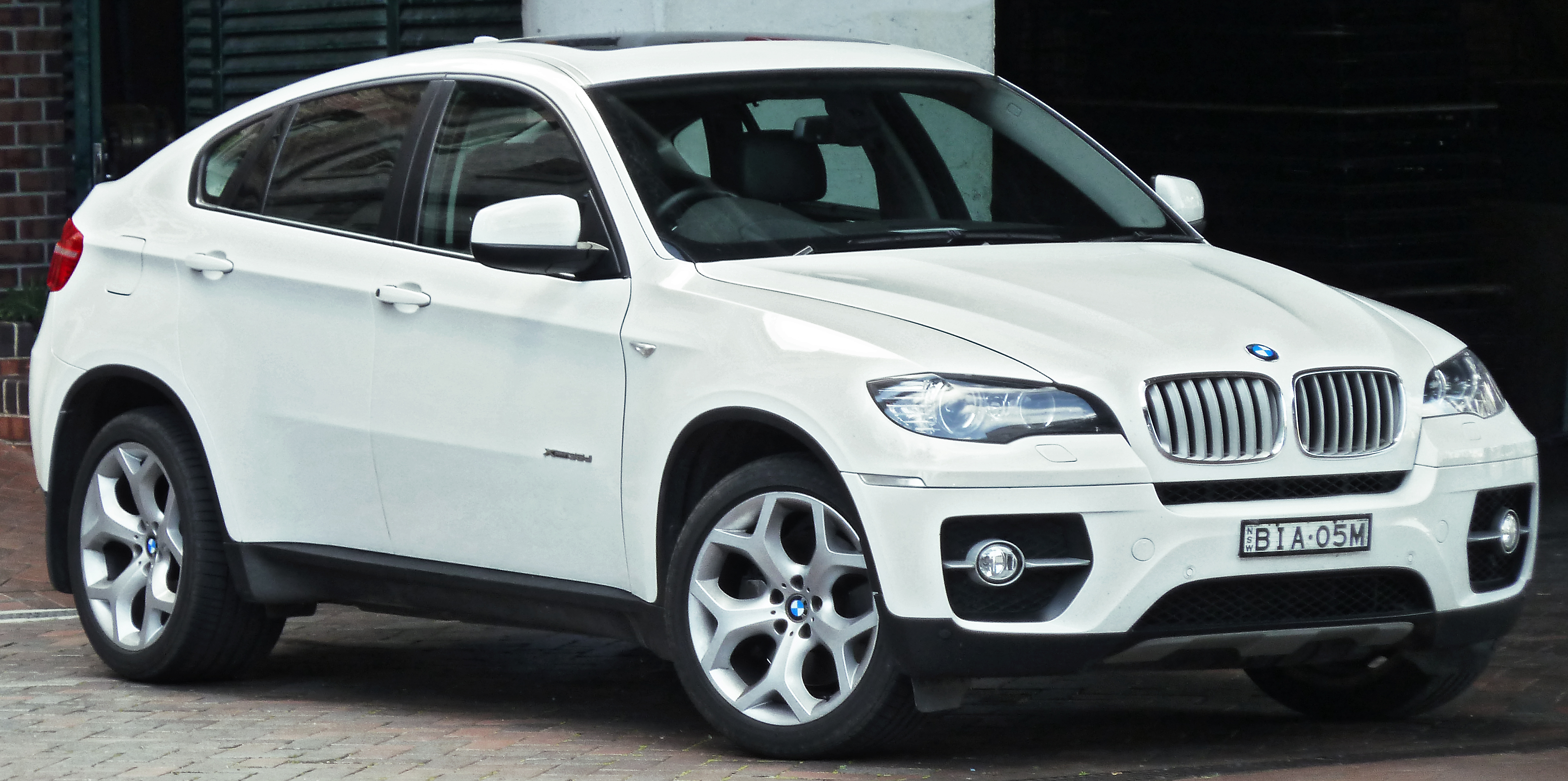 bmw x6 pictures #5