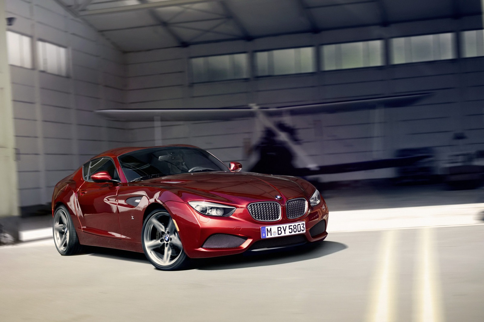 bmw z series pictures #7