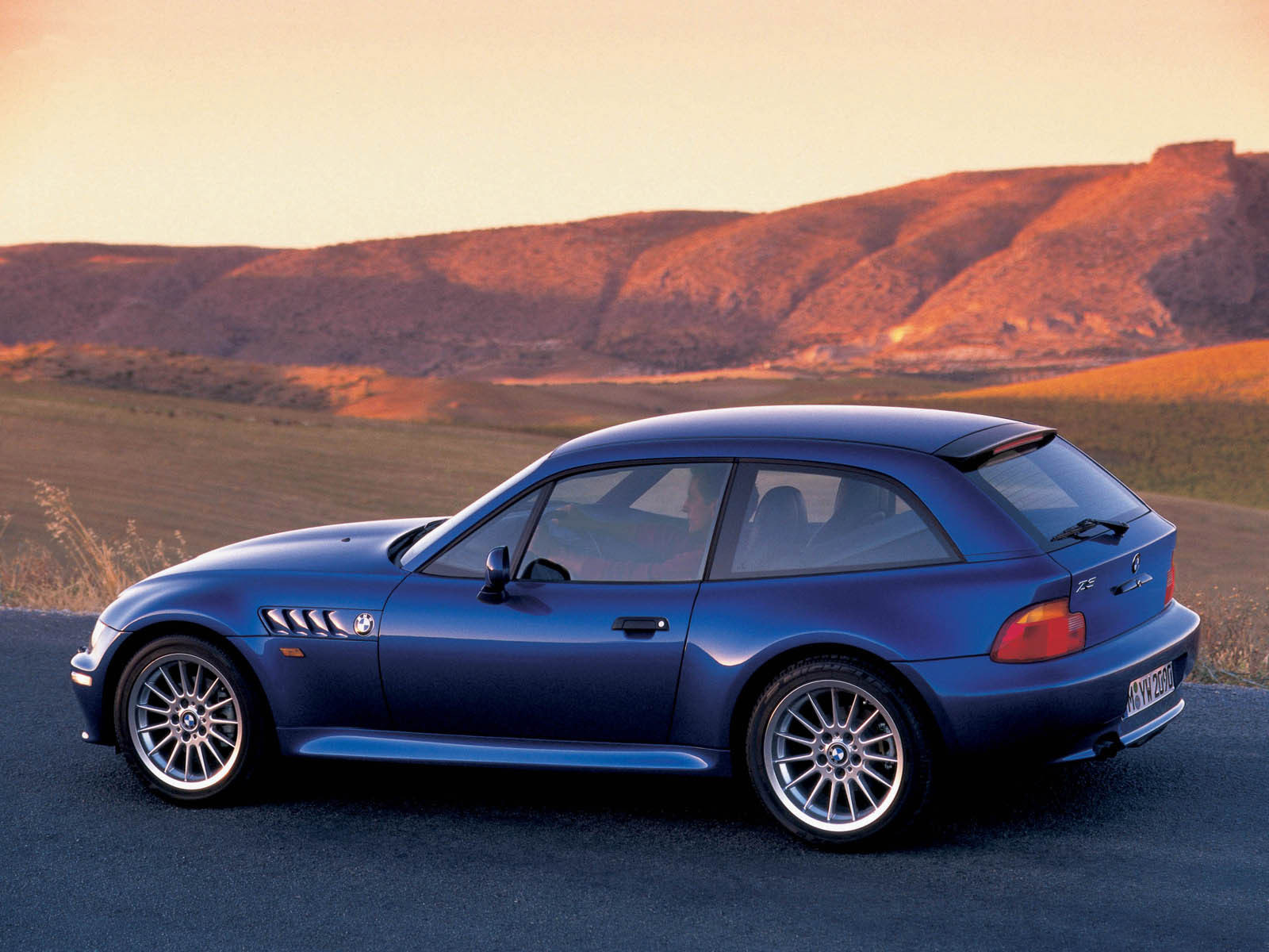 bmw z3 coupe 1998 images #2