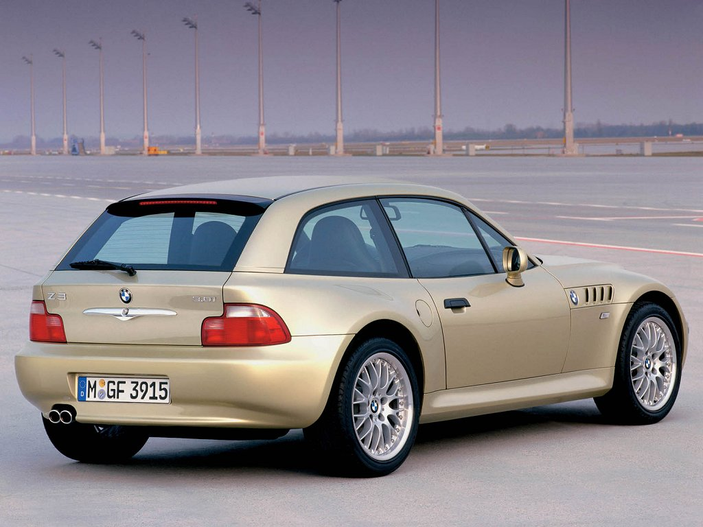 bmw z3 coupe 1998 images #10