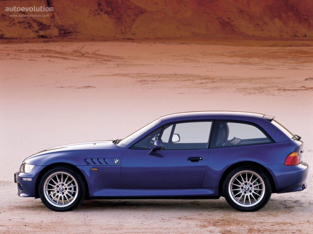 bmw z3 coupe 1998 models #1